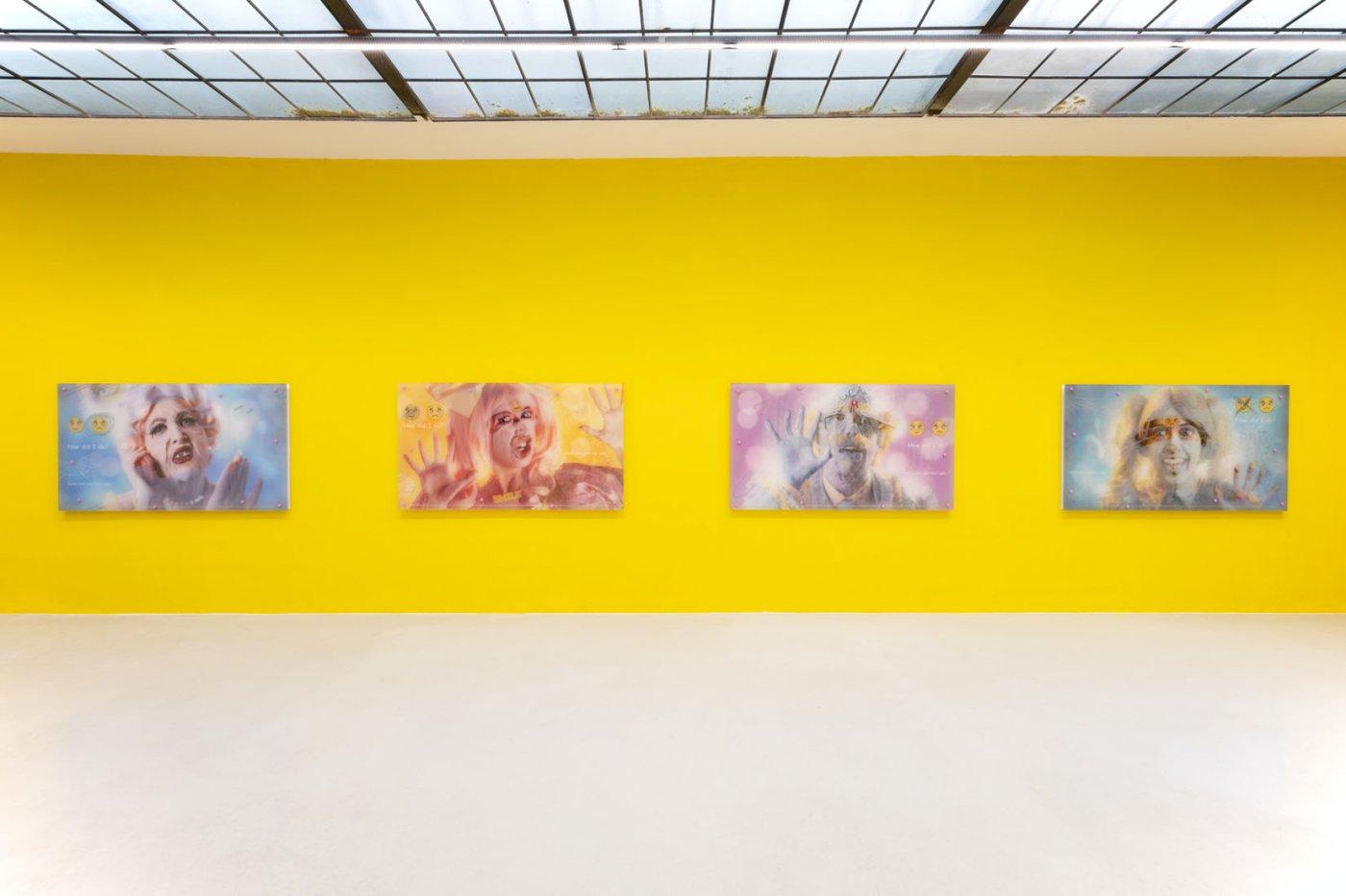 Galerie Kandlhofer Rachel Maclean new 2