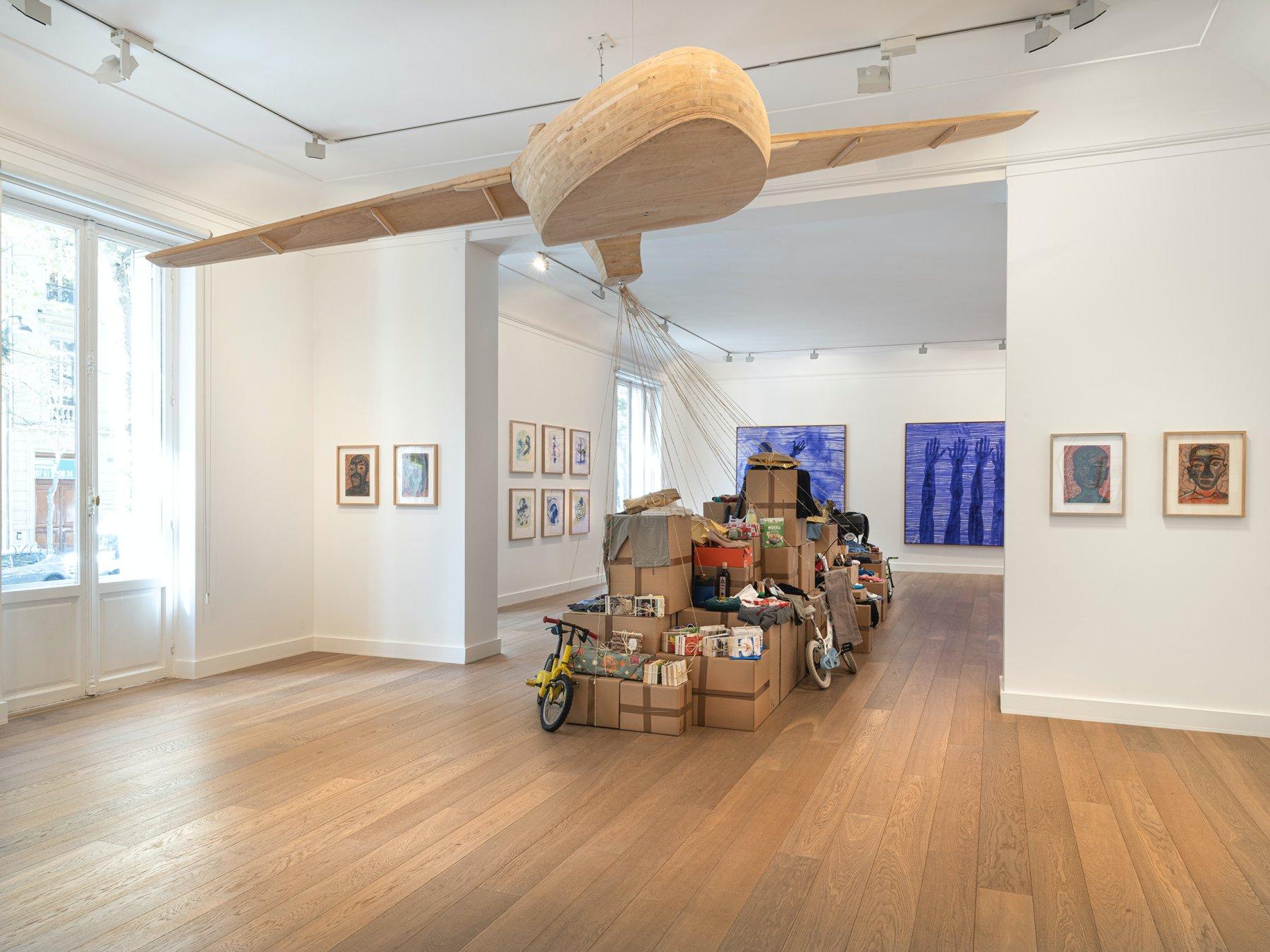 Galerie Lelong Co Barthelemy Toguo September 2021 1