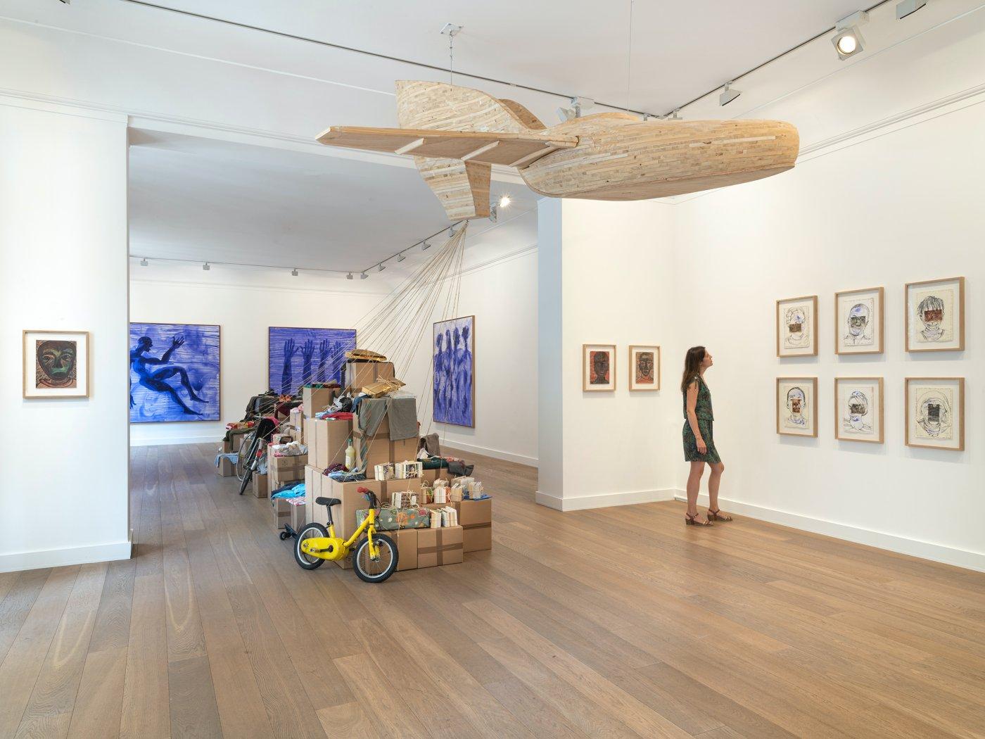 Galerie Lelong Co Barthelemy Toguo September 2021 2
