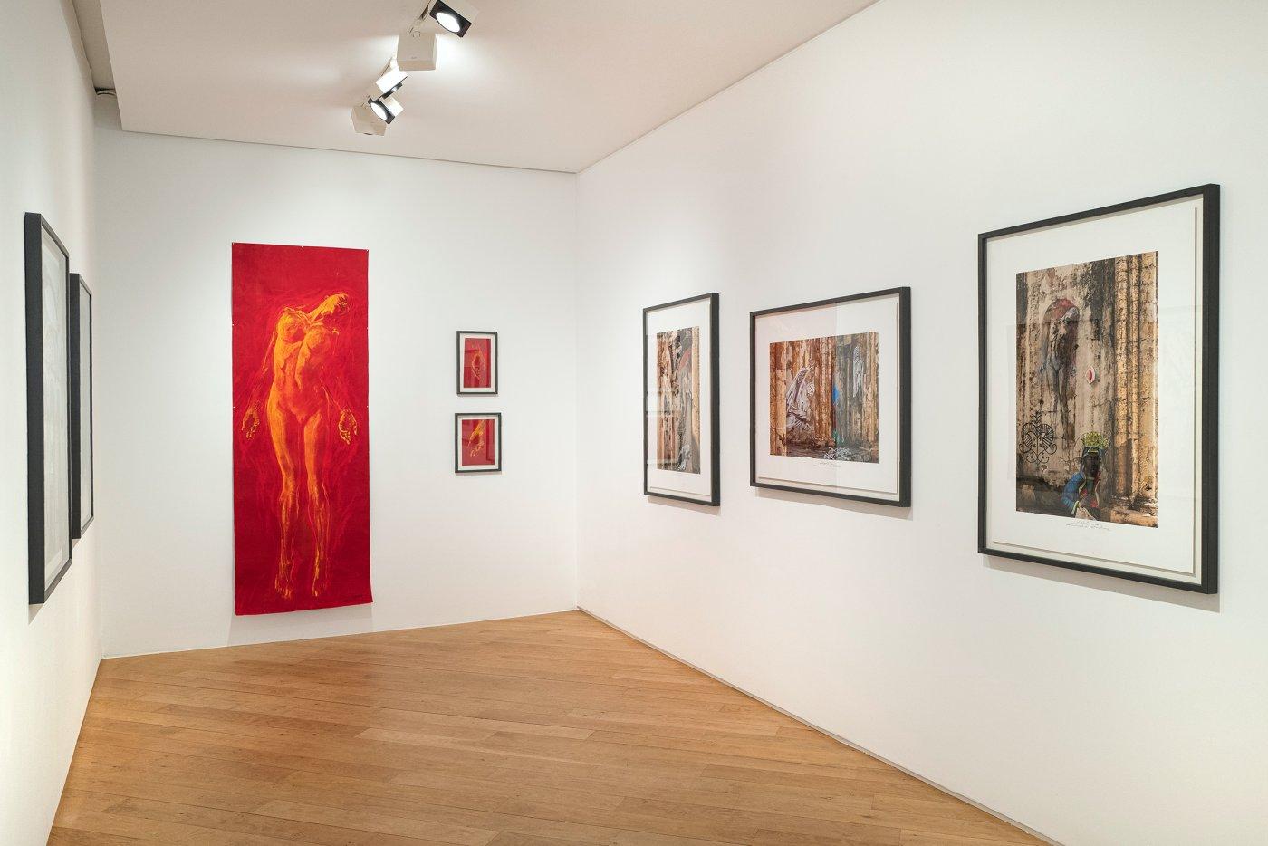 Galerie Lelong Co Matignon Ernest Pignon-Ernest 2