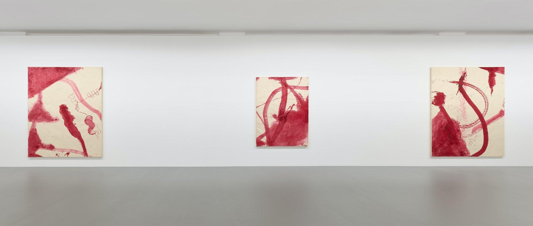 Galerie Max Hetzler Julian Schnabel 1