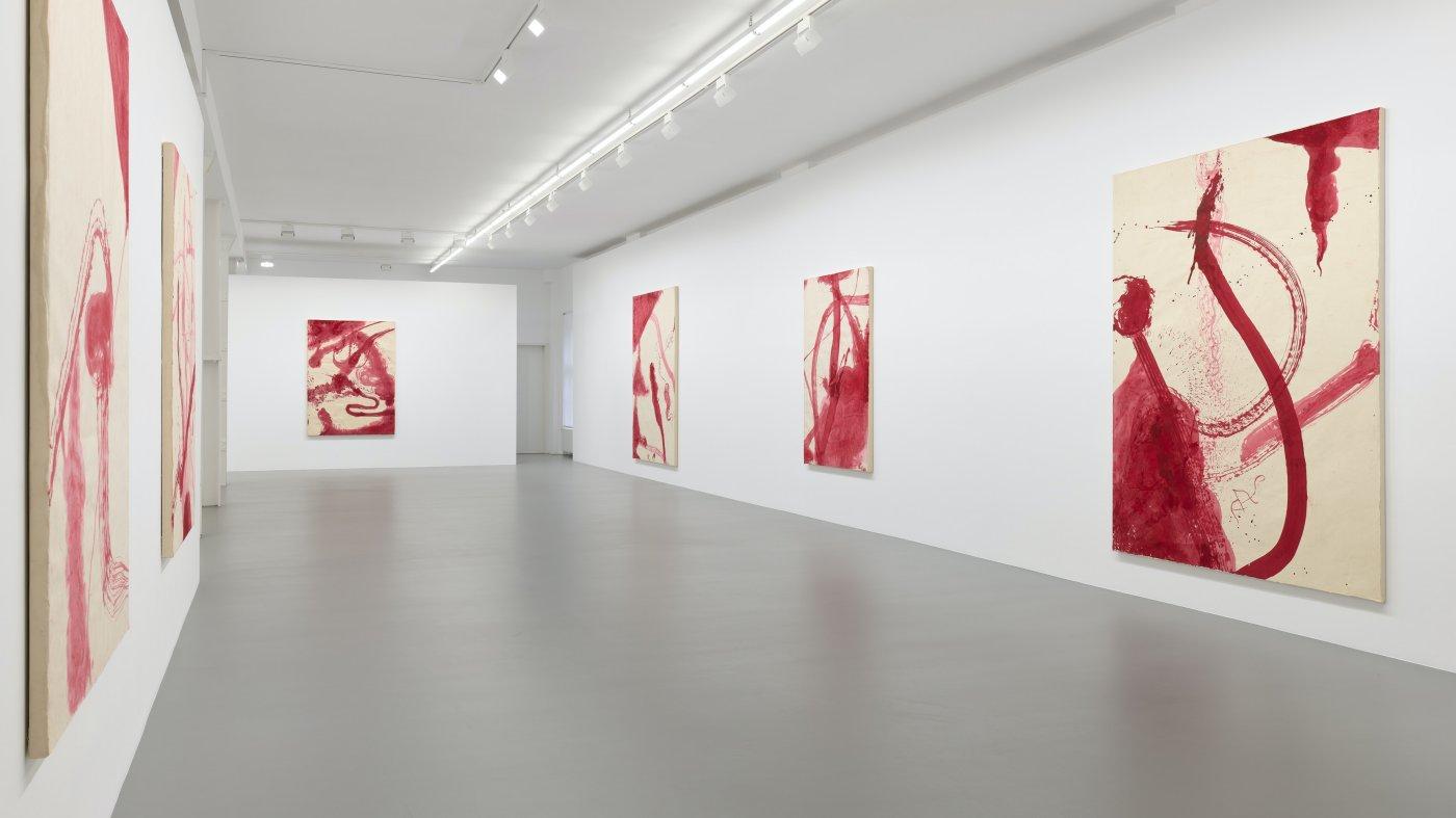Galerie Max Hetzler Julian Schnabel 2