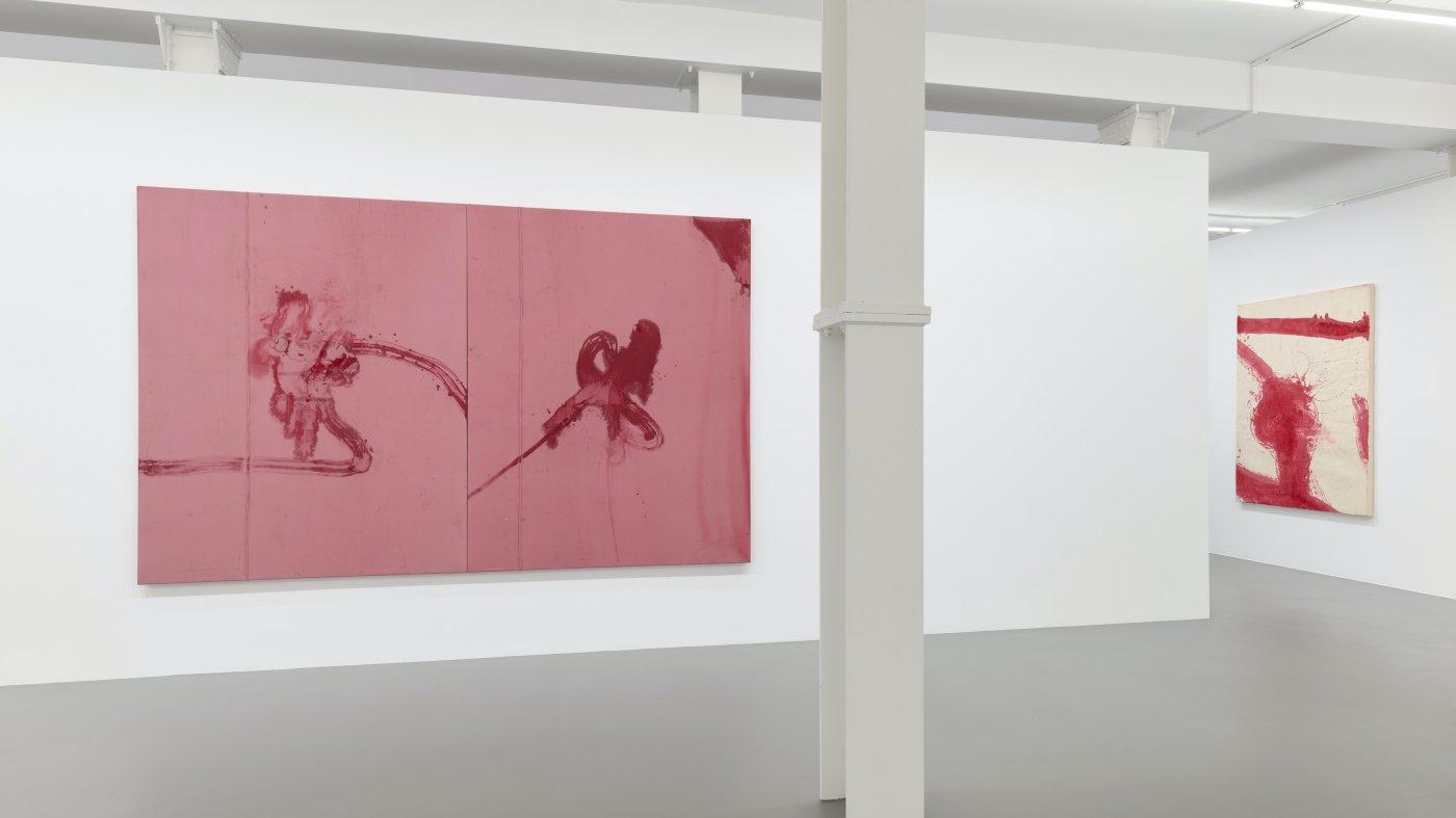 Galerie Max Hetzler Julian Schnabel 3