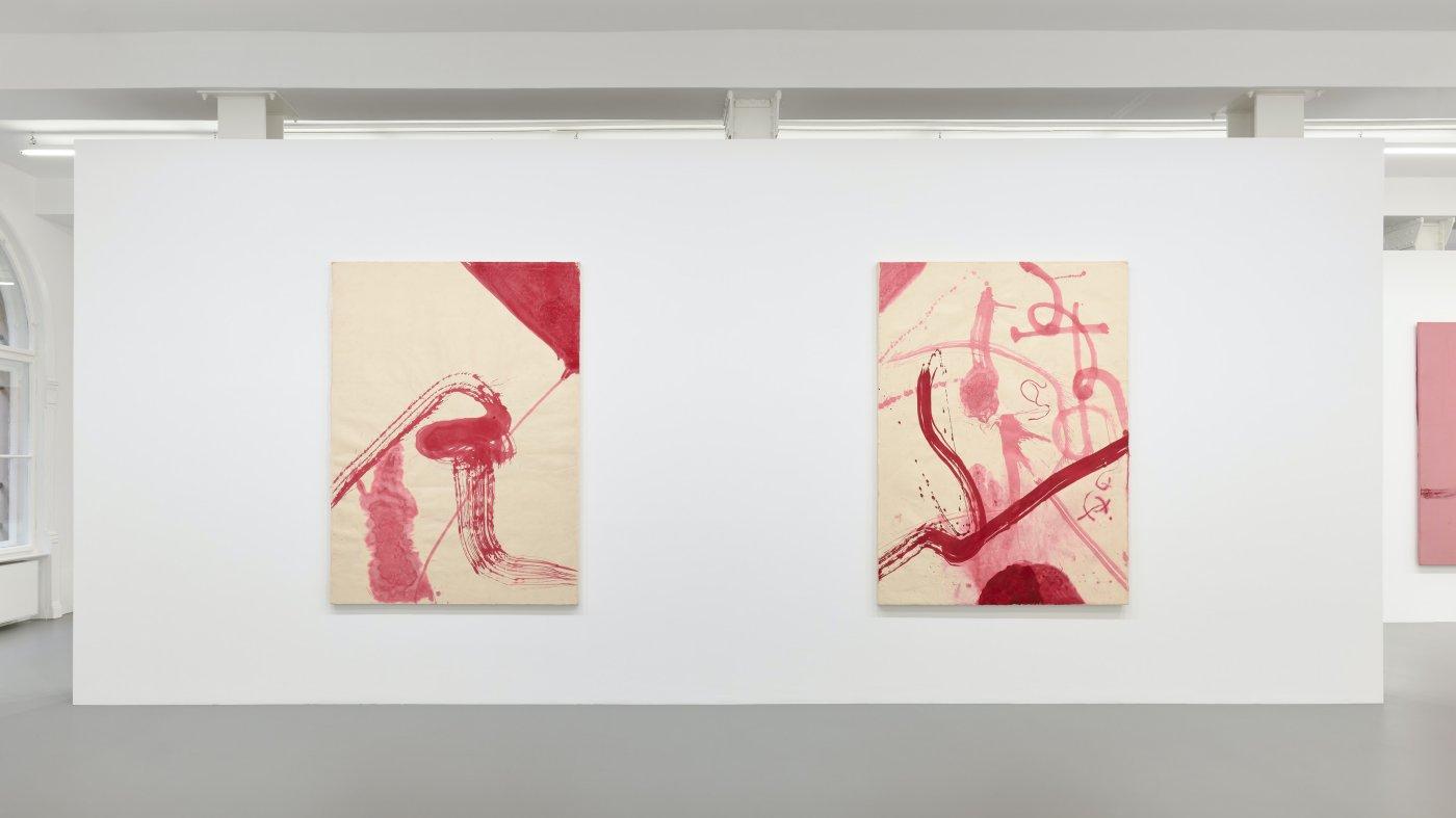 Galerie Max Hetzler Julian Schnabel 4