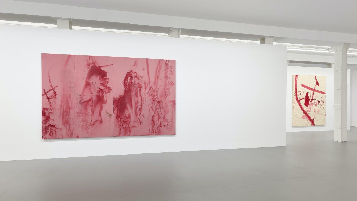 Galerie Max Hetzler Julian Schnabel 6