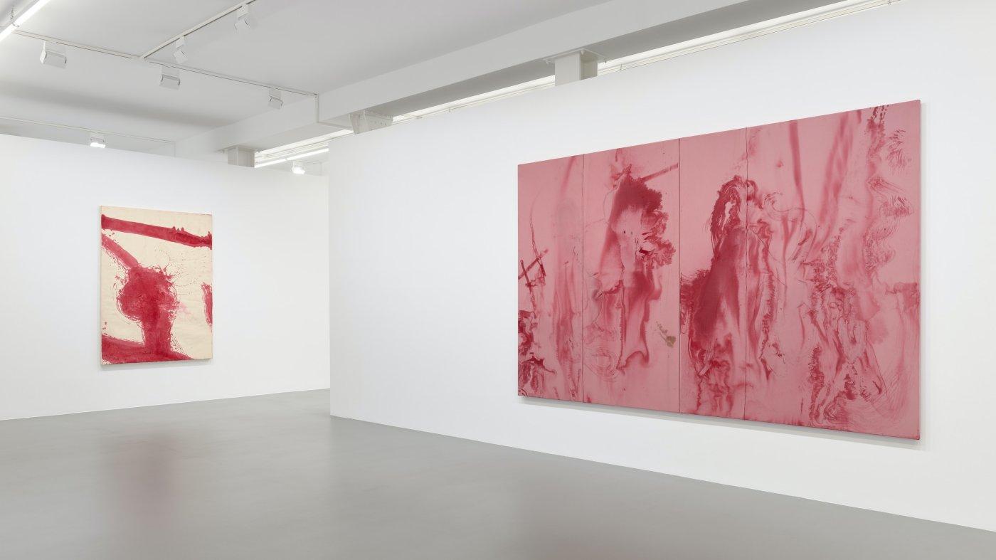 Galerie Max Hetzler Julian Schnabel 7