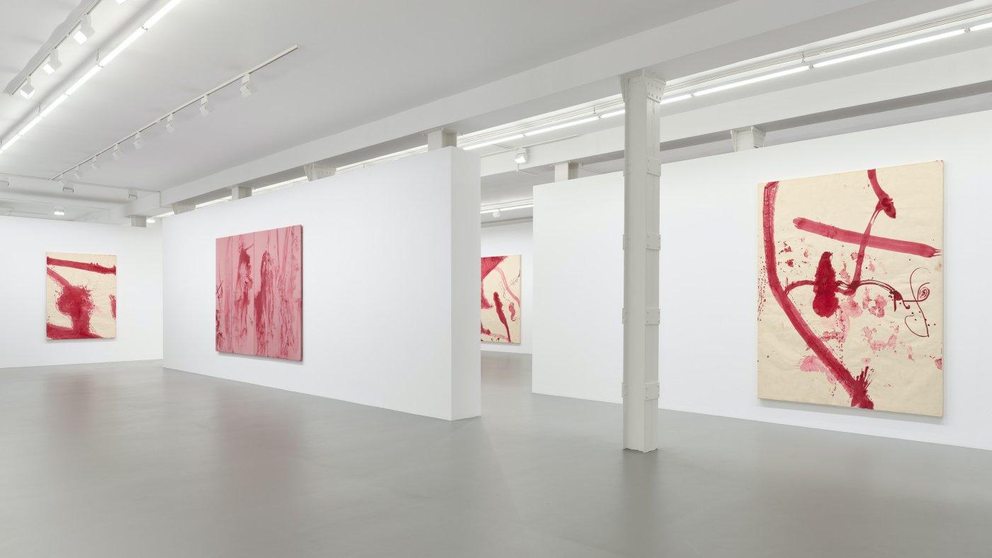 Galerie Max Hetzler Julian Schnabel 8