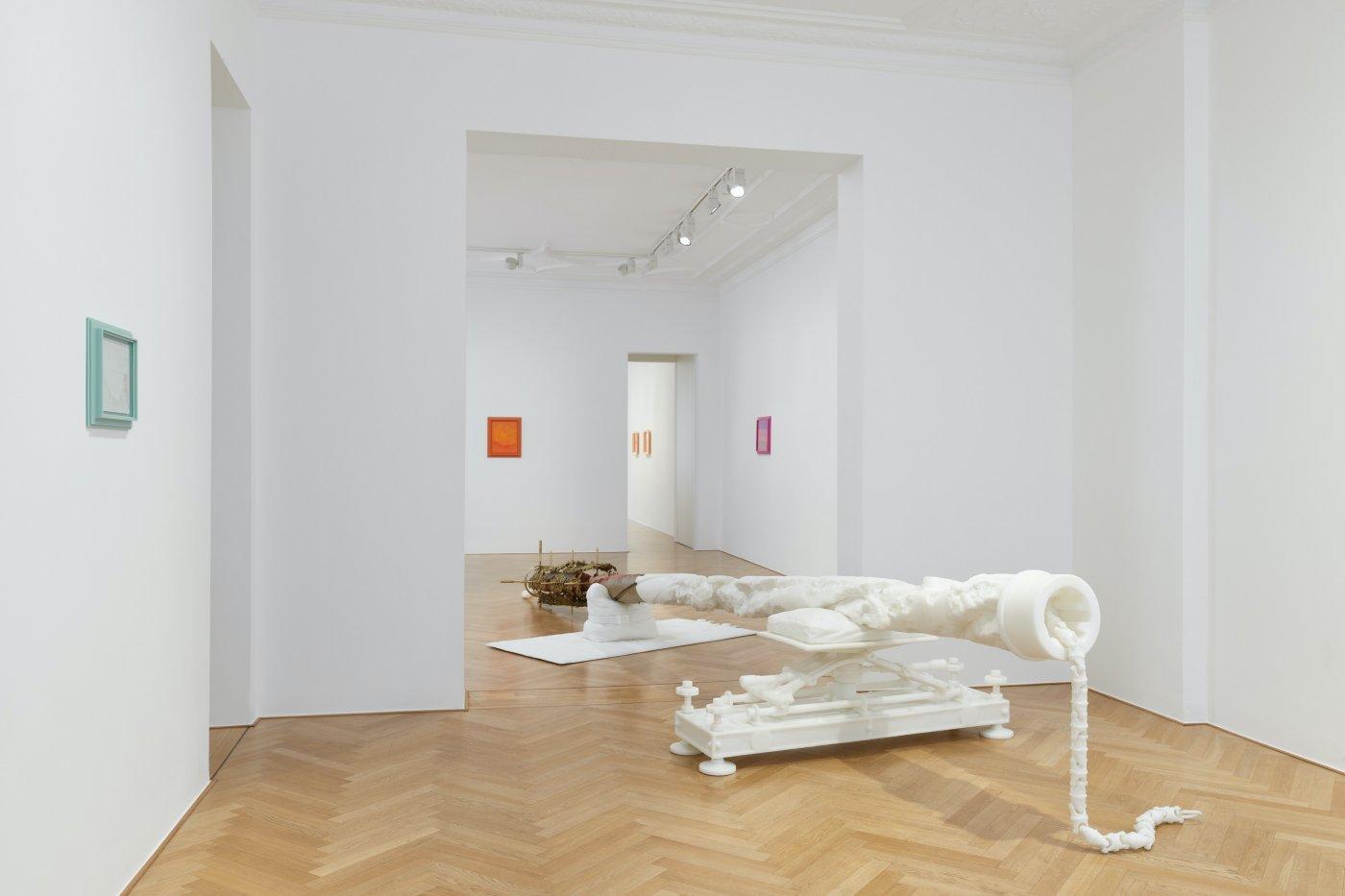 Galerie Max Hetzler Matthew Barney 2