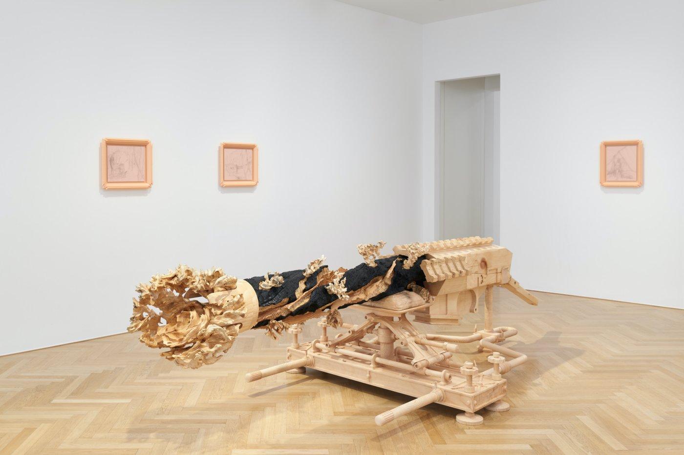 Galerie Max Hetzler Matthew Barney 4