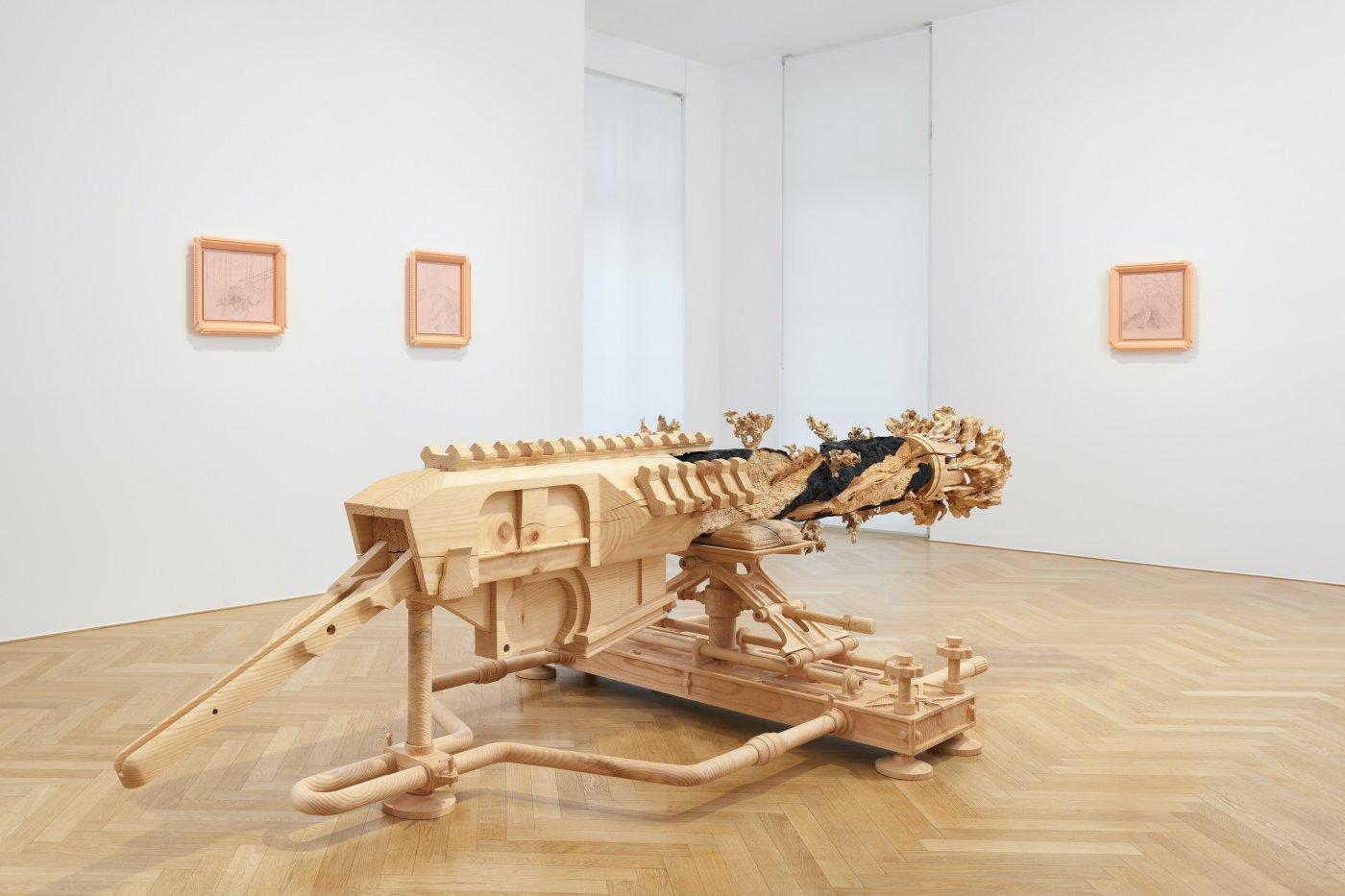Galerie Max Hetzler Matthew Barney 5