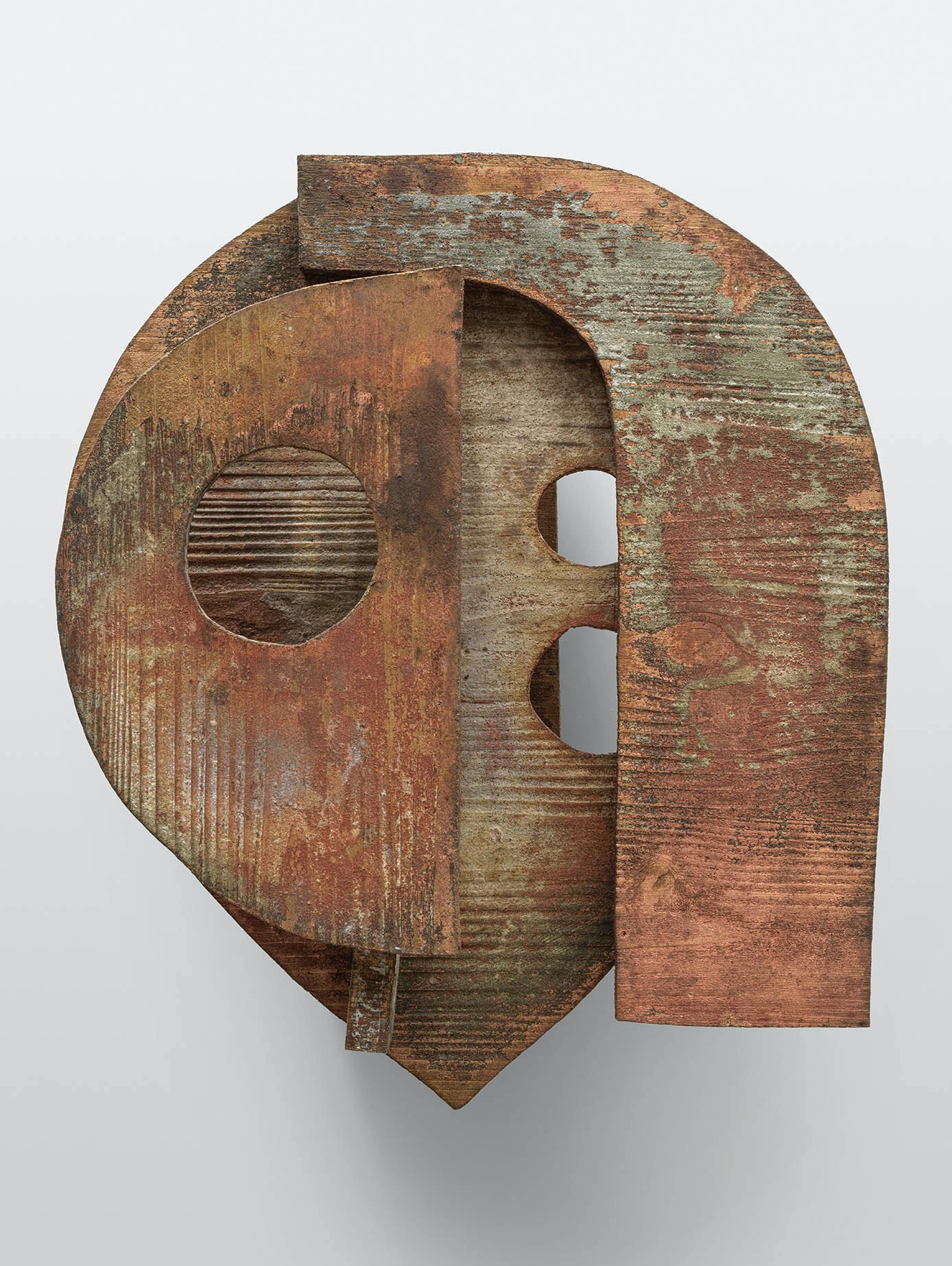 Psychedelic Construction Mask VI