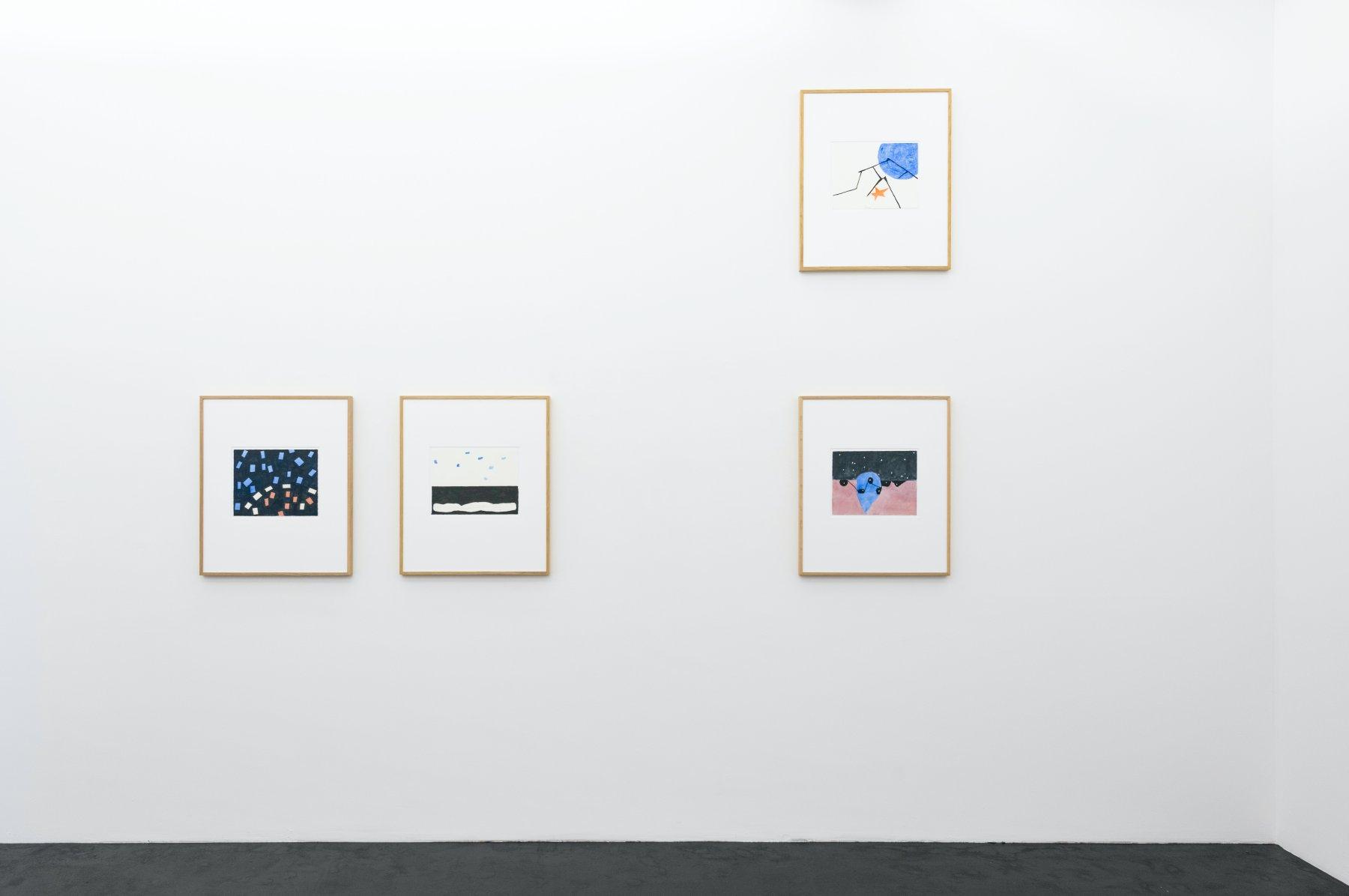Hausler Contemporary Jurgen Partenheimer 1