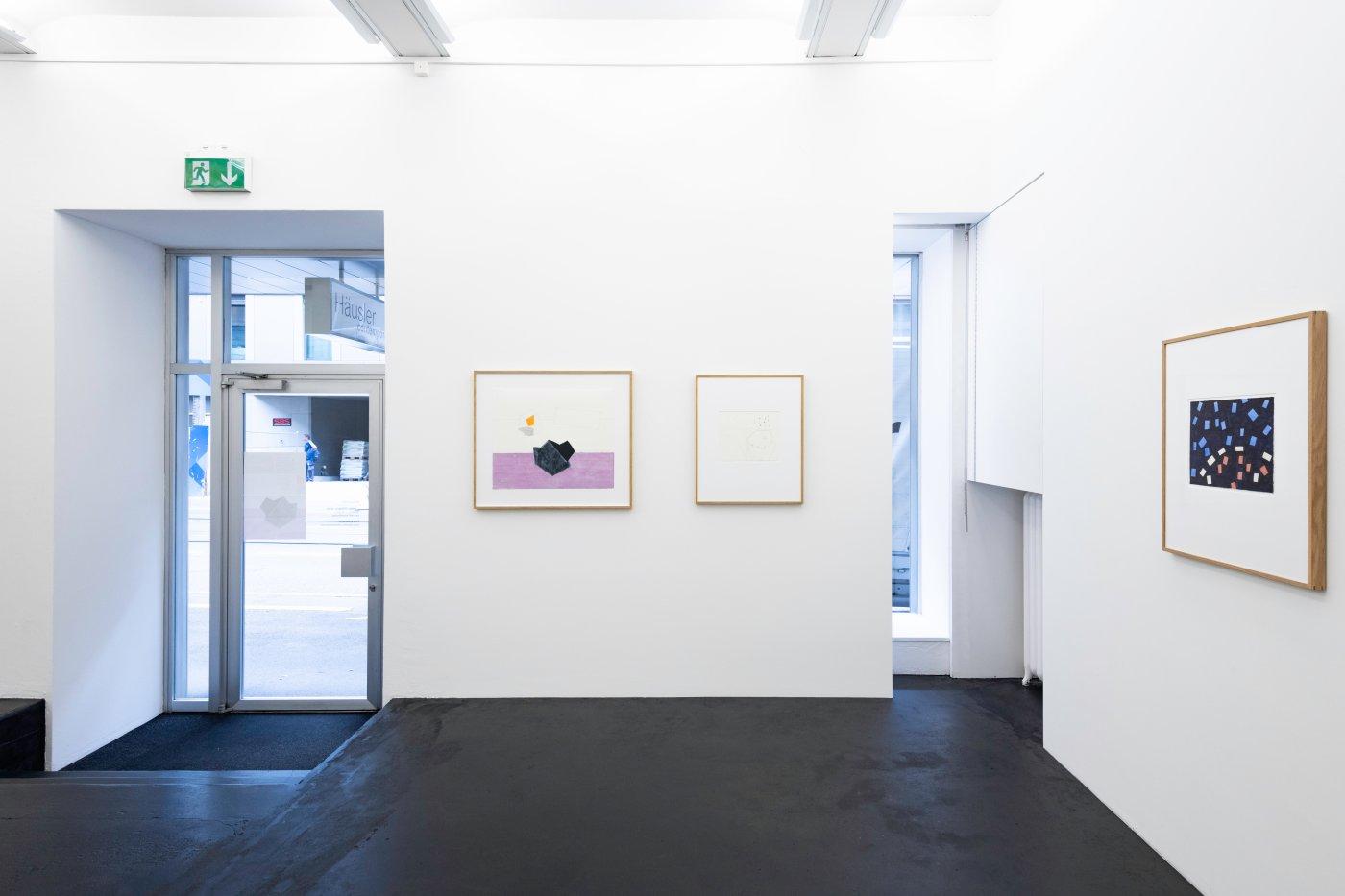 Hausler Contemporary Jurgen Partenheimer 2