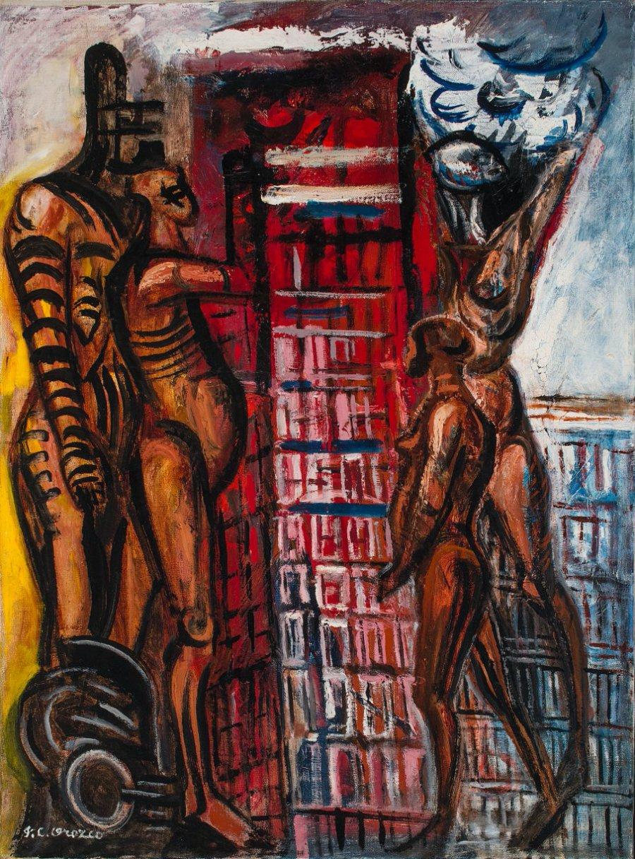 Danza negra en Harlem, New York No.3
