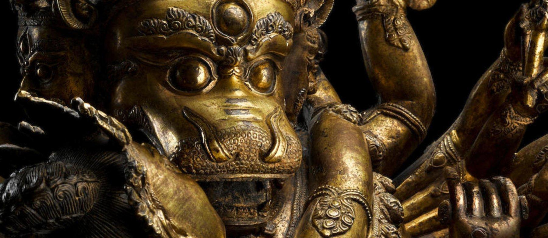 Indian Himalayan Southeast Asian Art