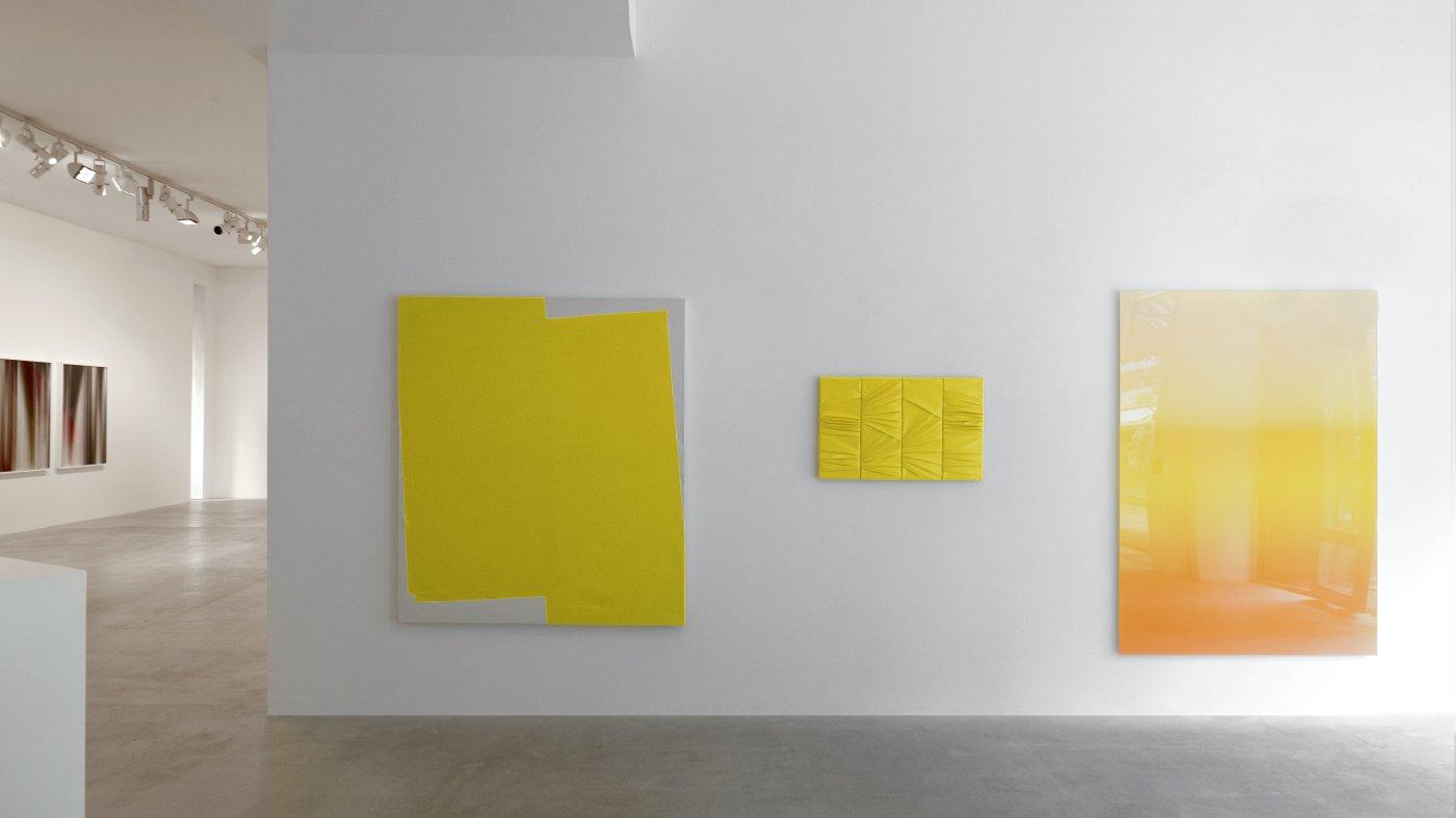 Laleh June Galerie Blue Pink Yellow 3