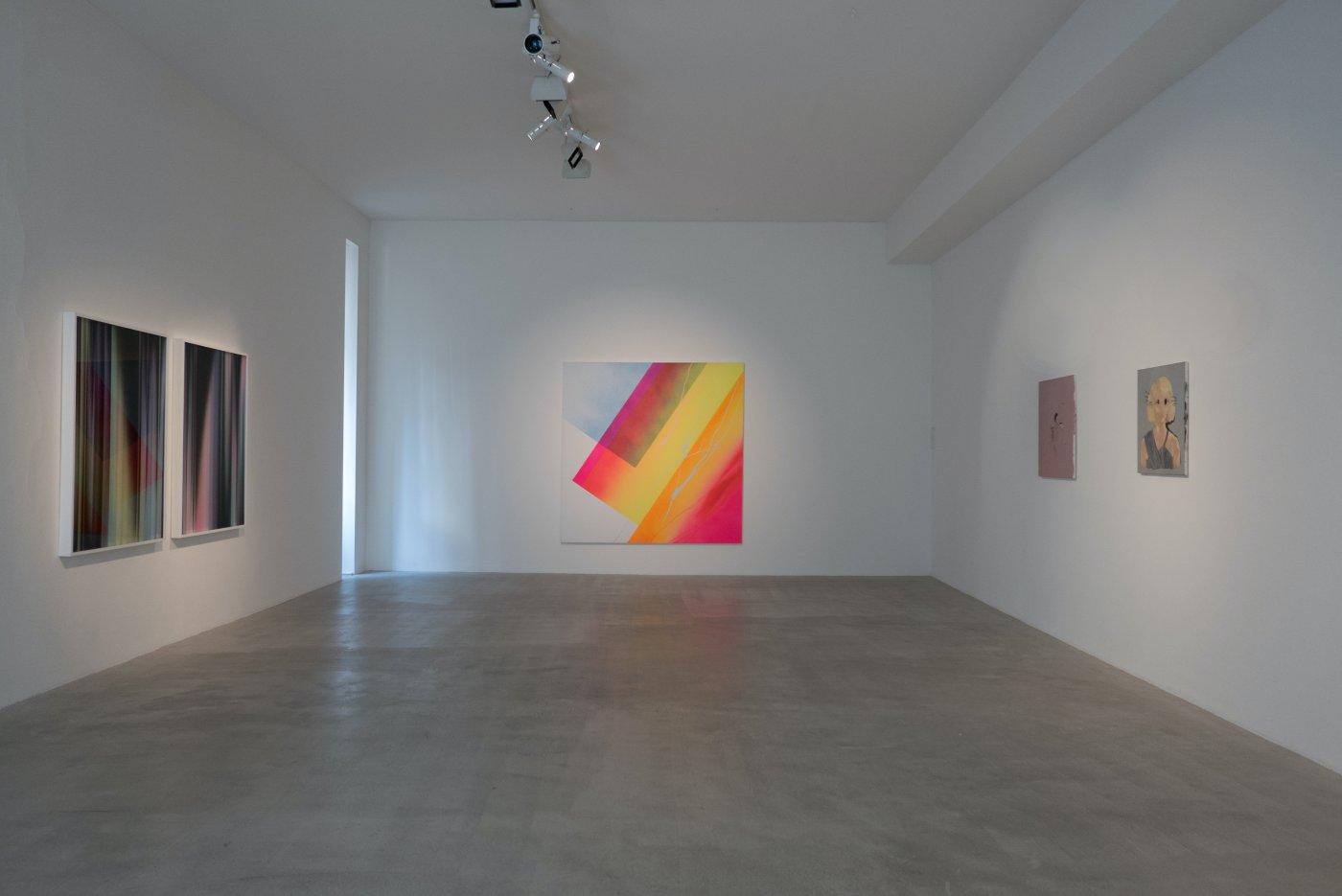 Laleh June Galerie Blue Pink Yellow 4