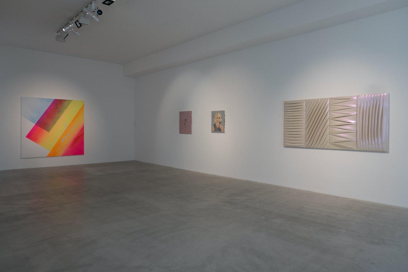 Laleh June Galerie Blue Pink Yellow 5