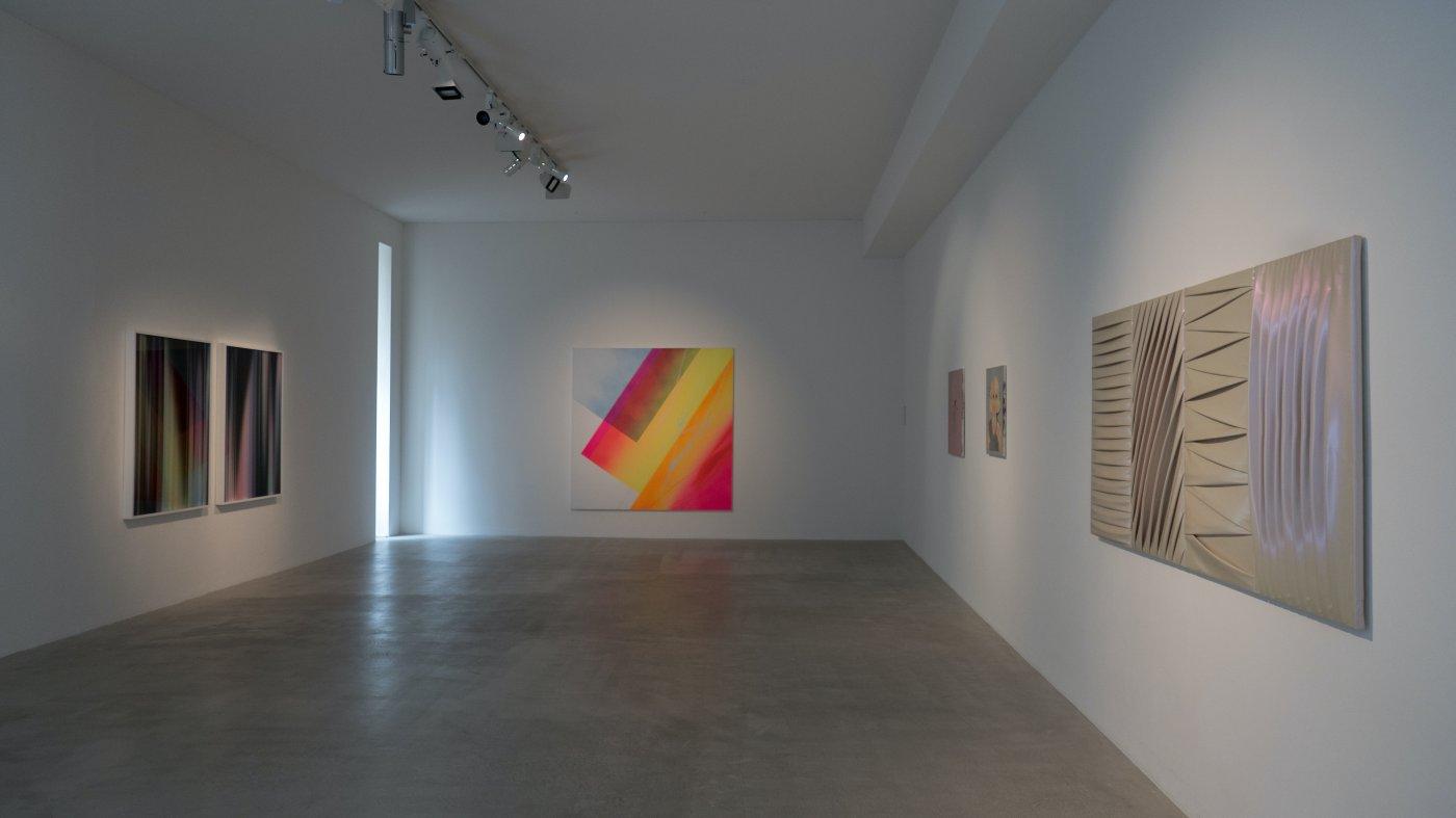 Laleh June Galerie Blue Pink Yellow 6