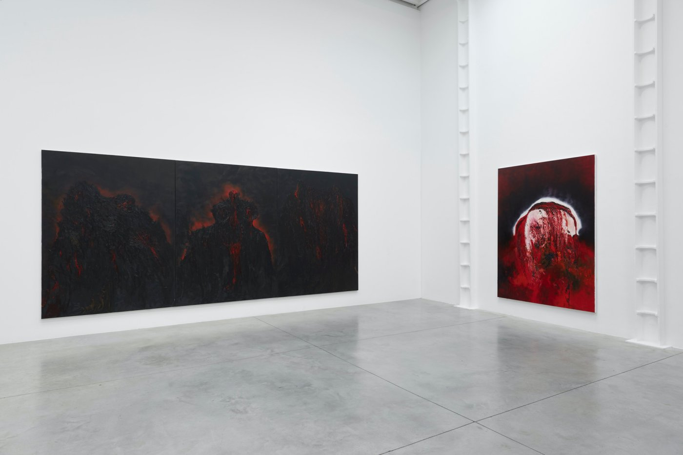 Lisson Gallery 27 Bell St Anish Kapoor 2