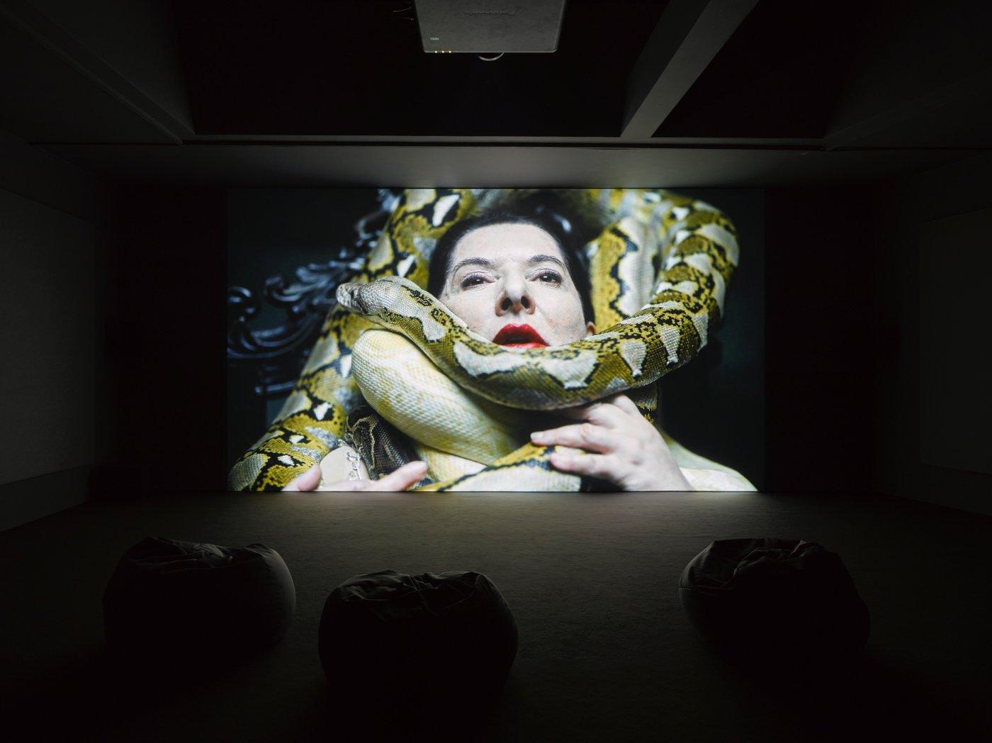 Lisson Gallery Marina Abramovic 3