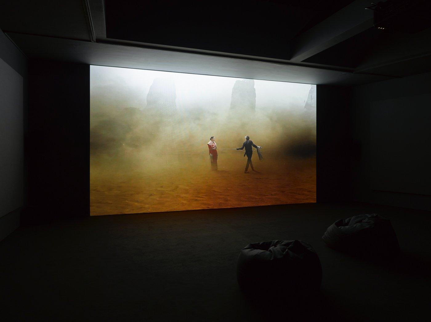 Lisson Gallery Marina Abramovic 4