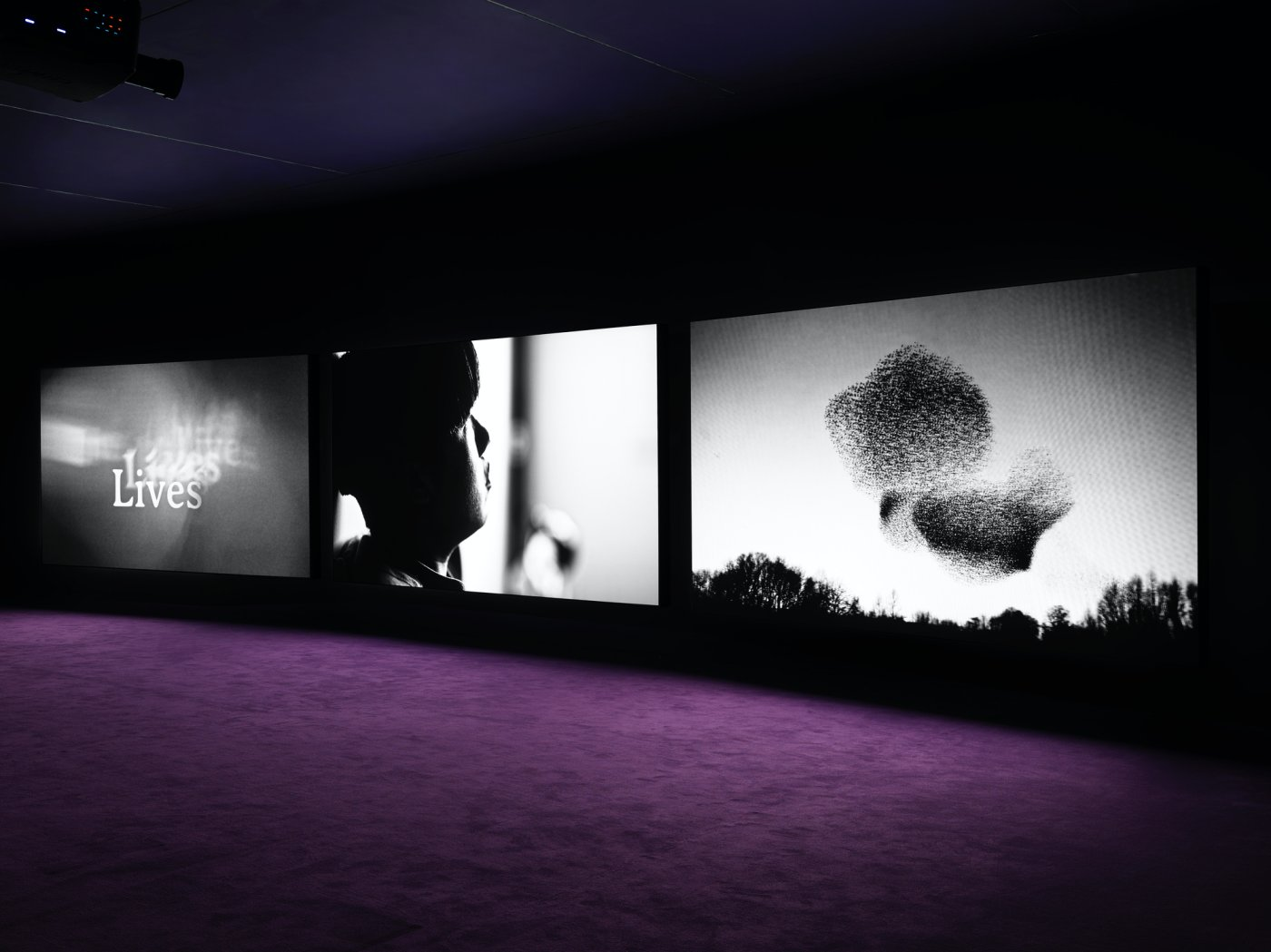 Lisson Gallery New York John Akomfrah 2