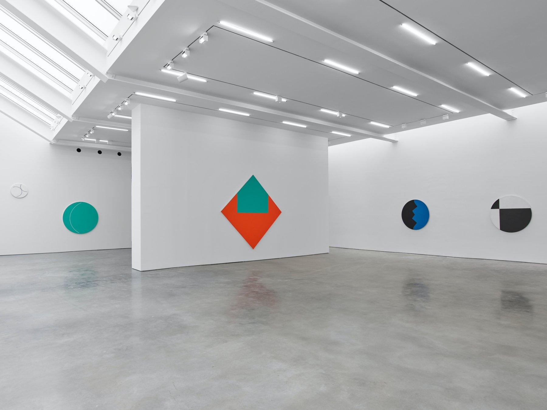 Lisson Gallery W 24th St Leon Polk Smith 1