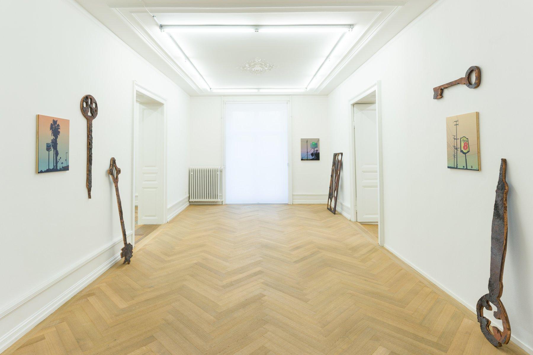 Mai 36 Galerie Rita McBride Glen Rubsamen 1