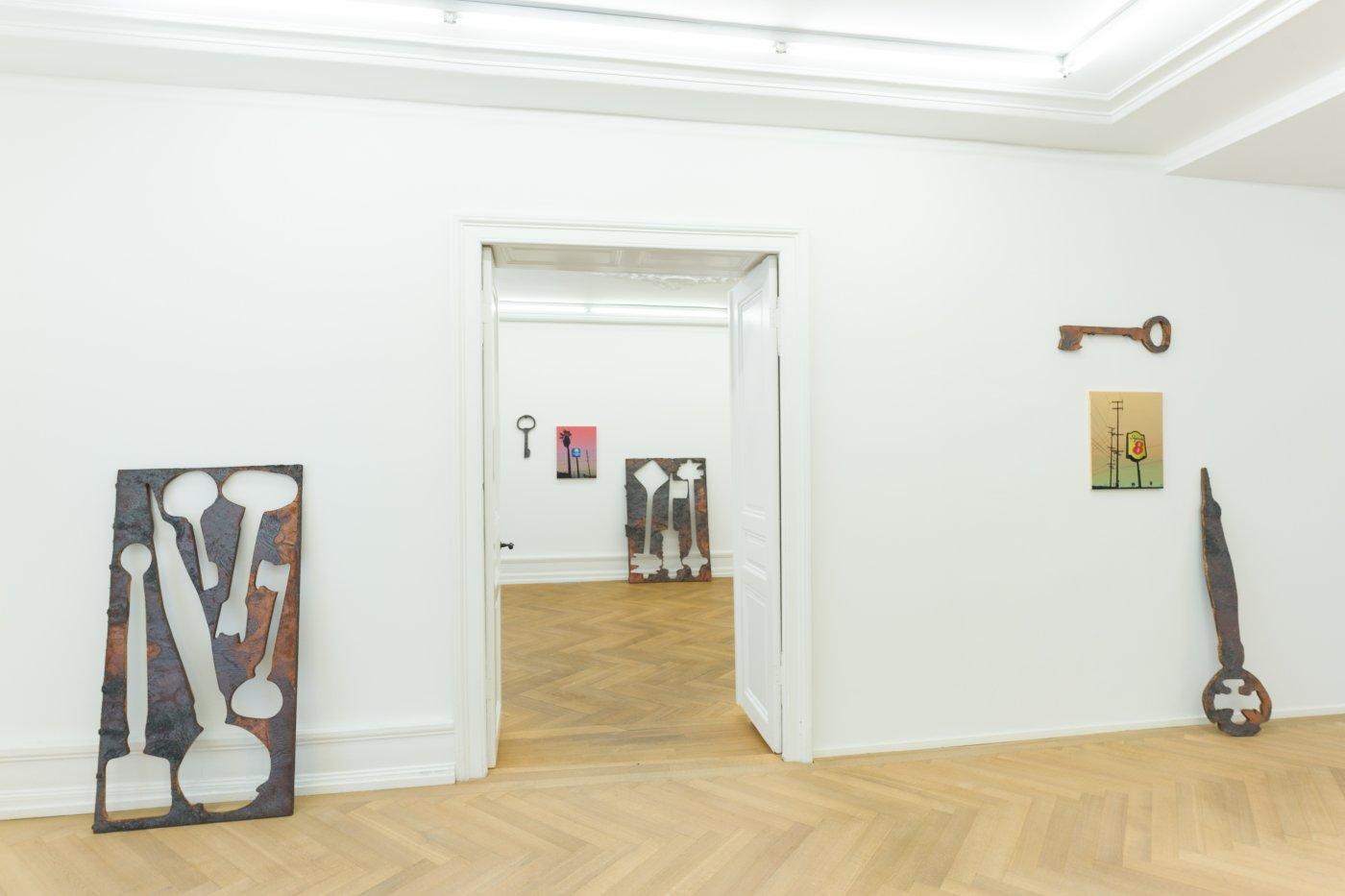 Mai 36 Galerie Rita McBride Glen Rubsamen 2
