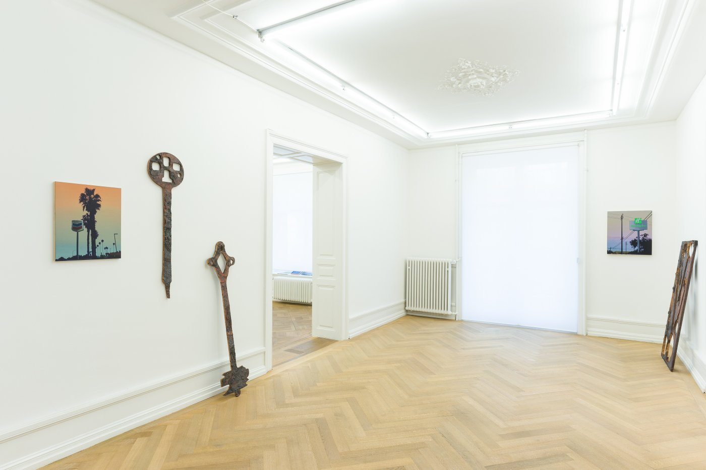 Mai 36 Galerie Rita McBride Glen Rubsamen 3