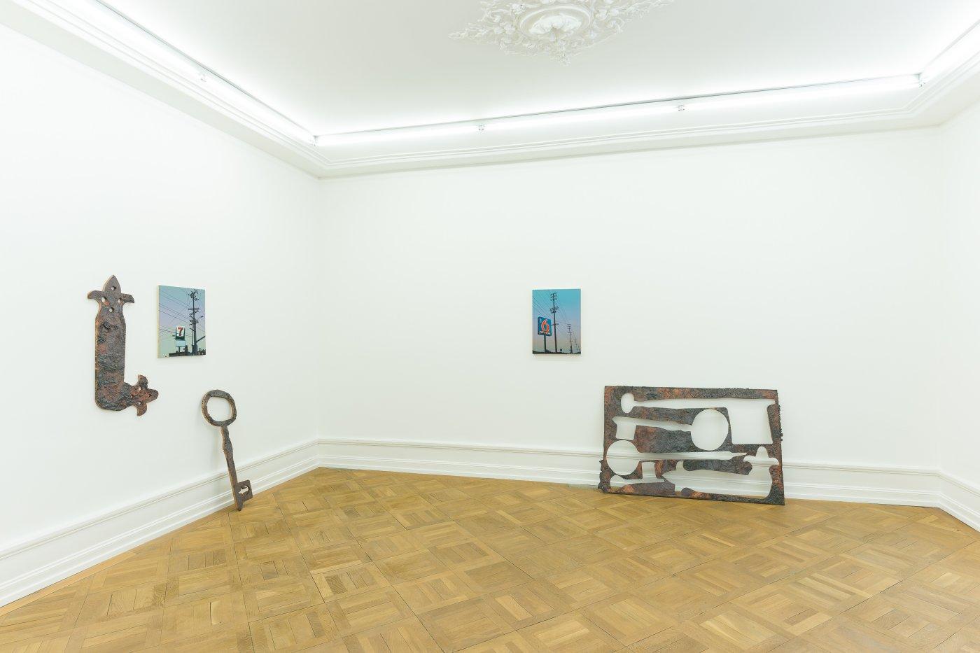 Mai 36 Galerie Rita McBride Glen Rubsamen 4