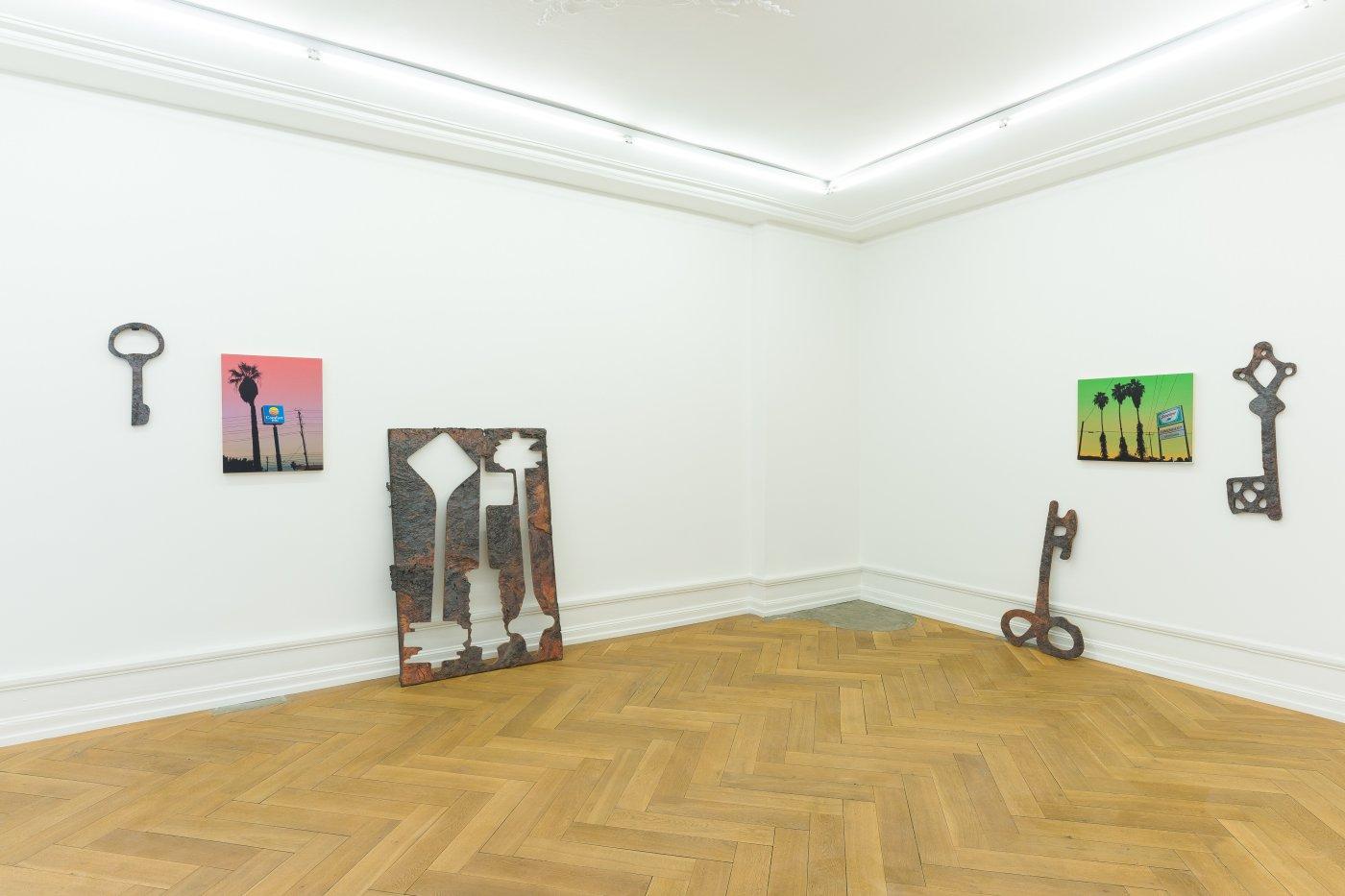 Mai 36 Galerie Rita McBride Glen Rubsamen 5