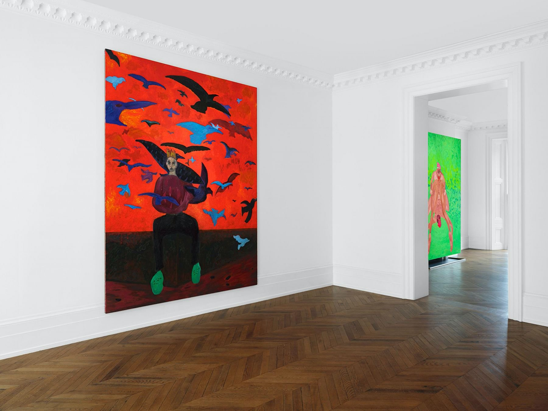 Michael Werner London Florian Krewer 1