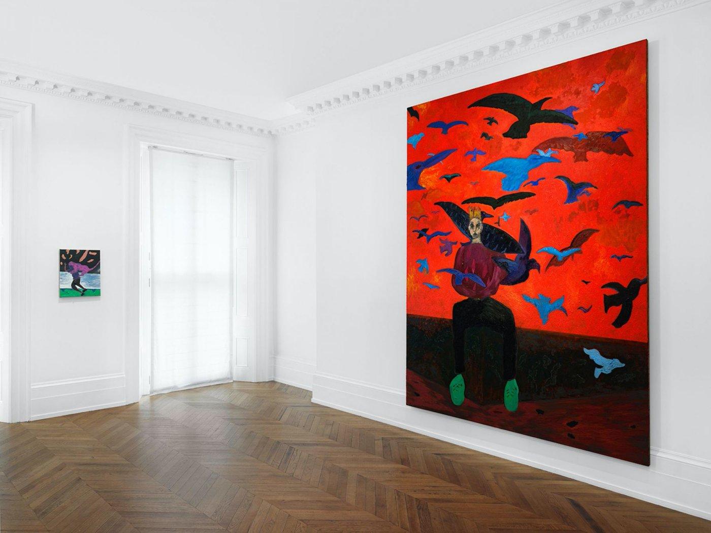 Michael Werner London Florian Krewer 2