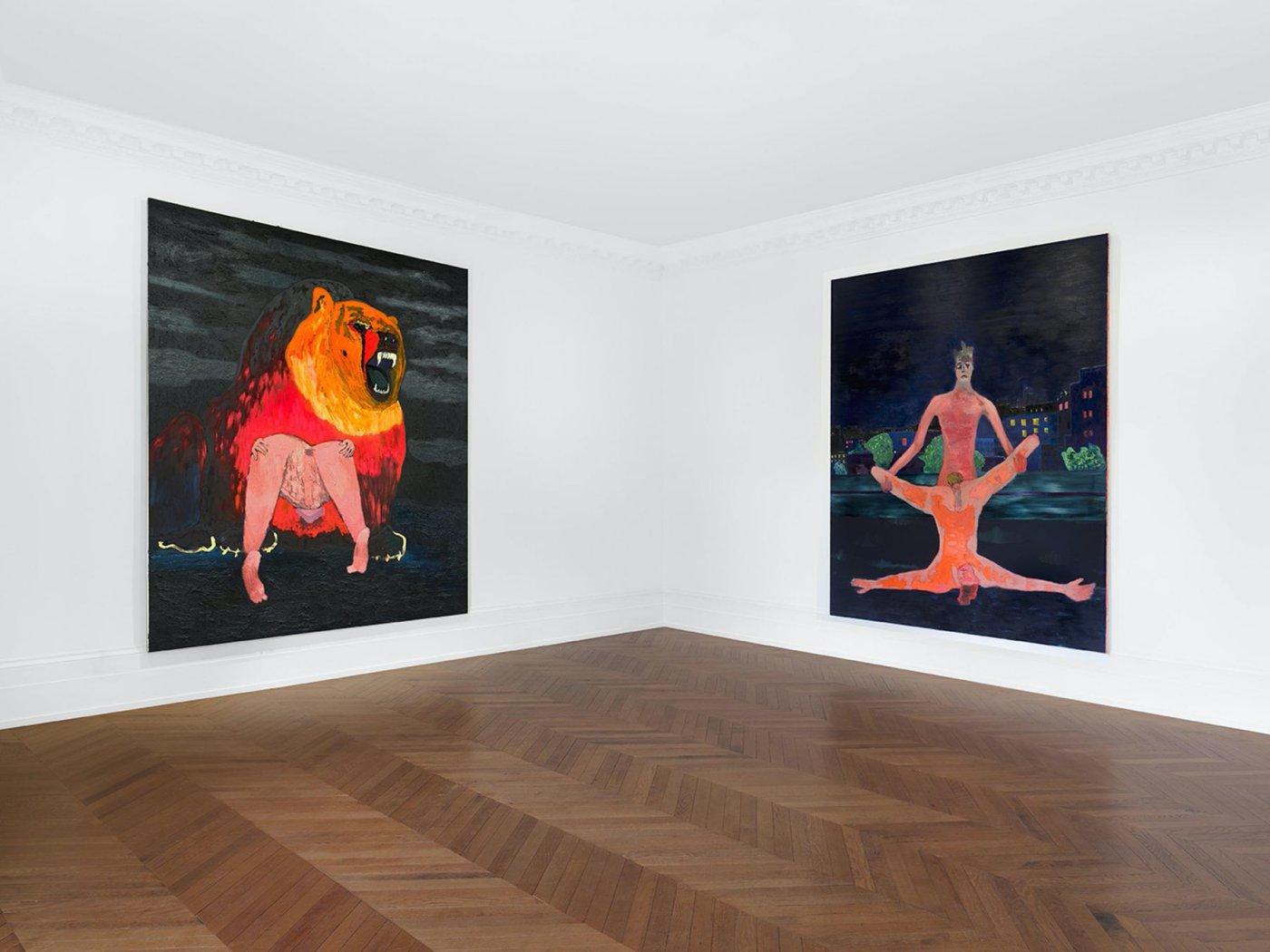 Michael Werner London Florian Krewer 4