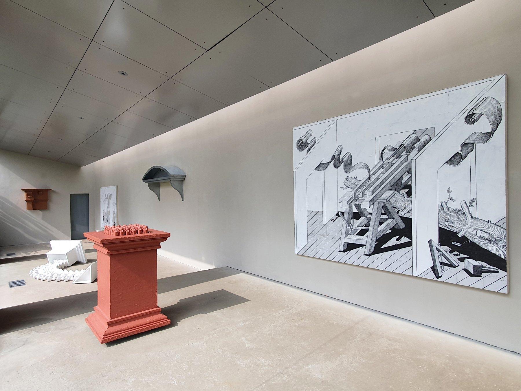 New Art Centre Edward Allington Nika Neelova 1