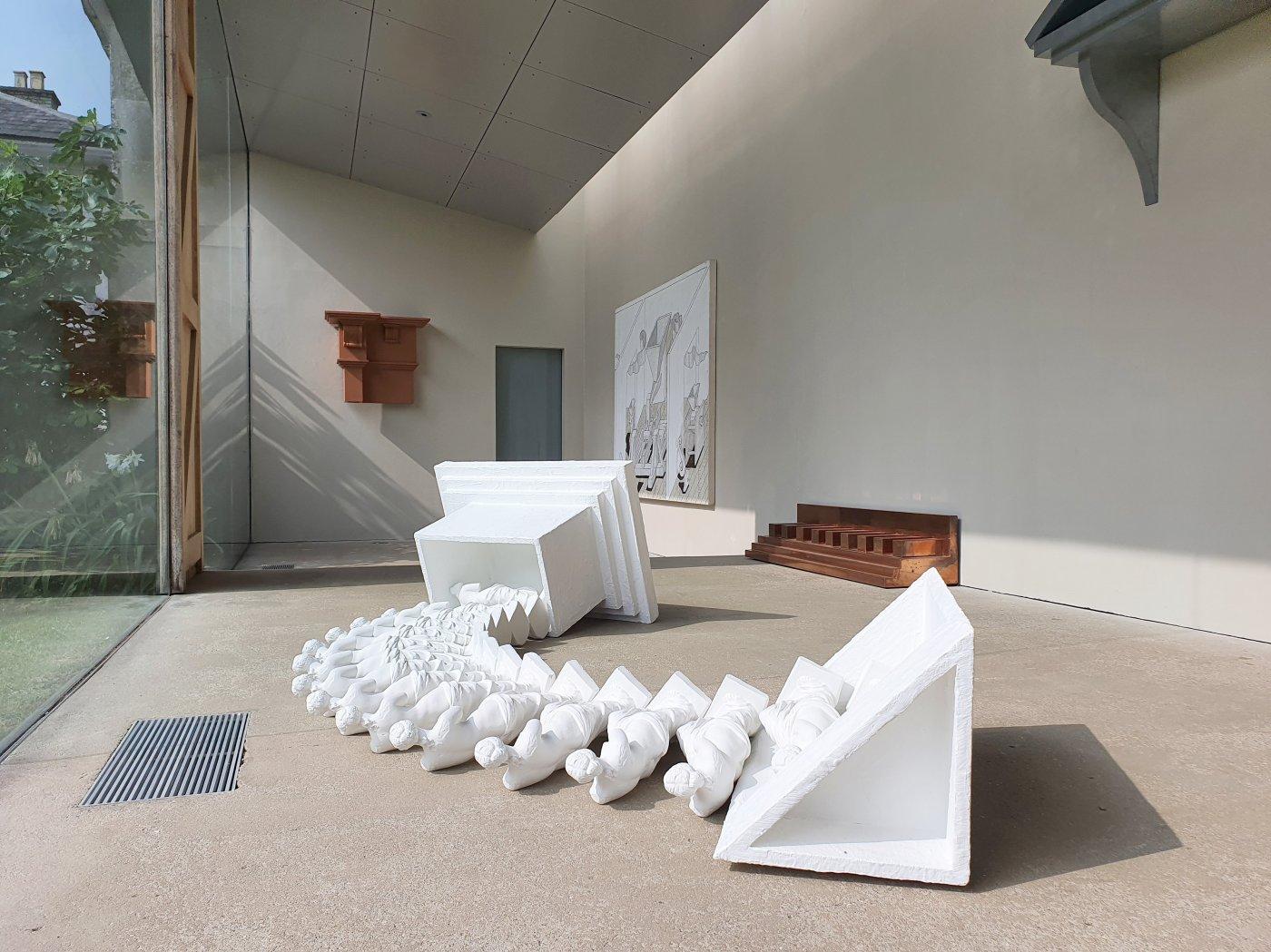 New Art Centre Edward Allington Nika Neelova 2