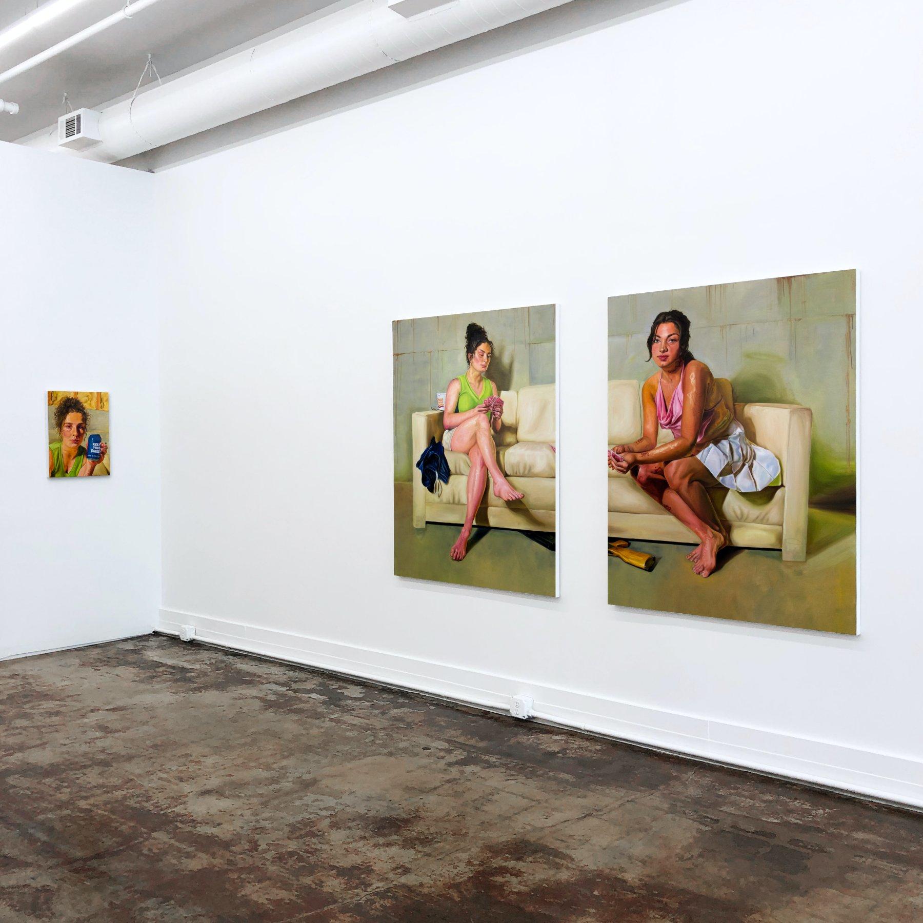 Pontone Gallery USA Kathryn Kampovsky 1