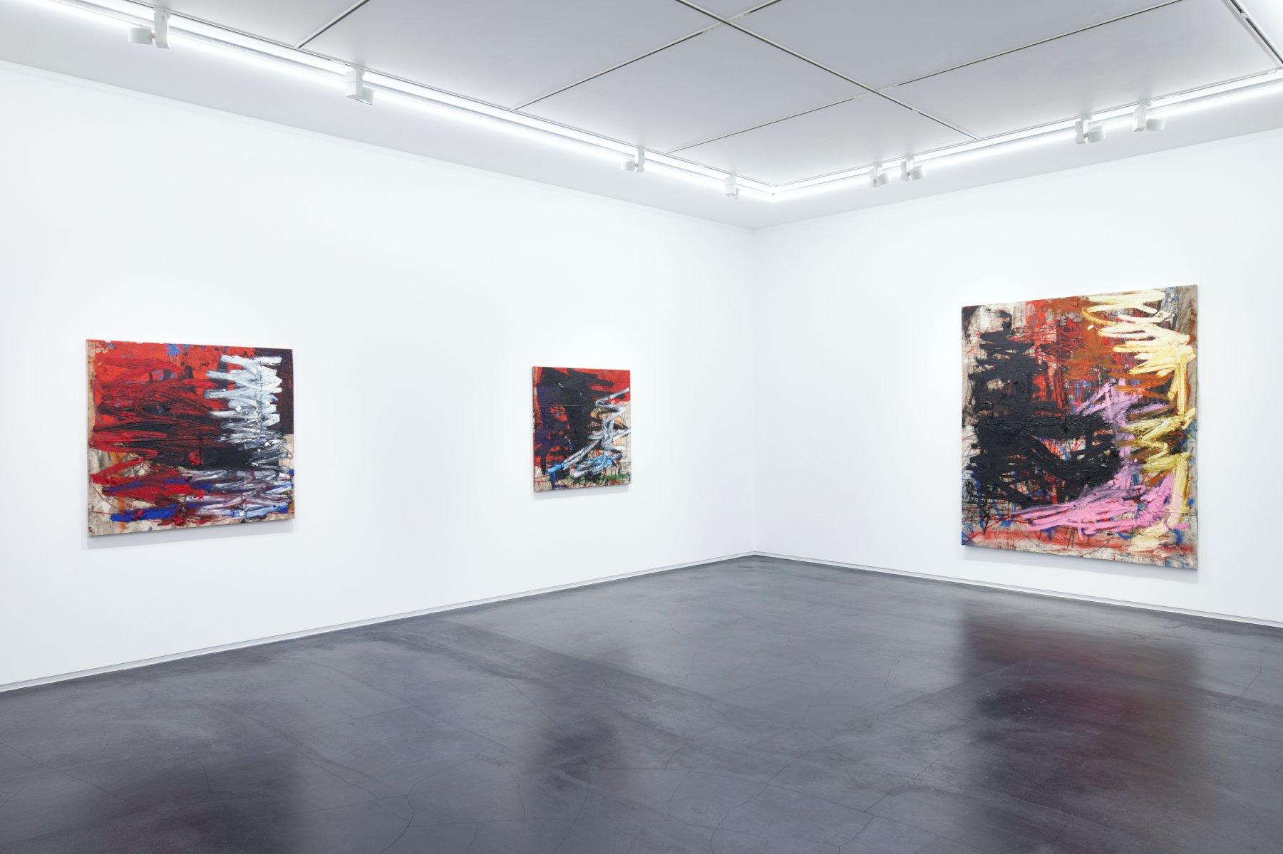 Taka Ishii Gallery Oscar Murillo 1