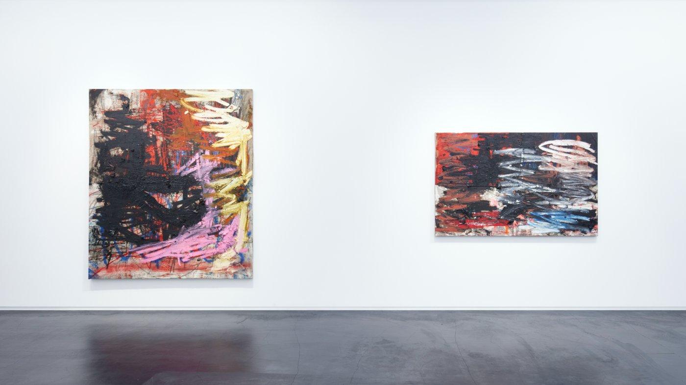 Taka Ishii Gallery Oscar Murillo 2