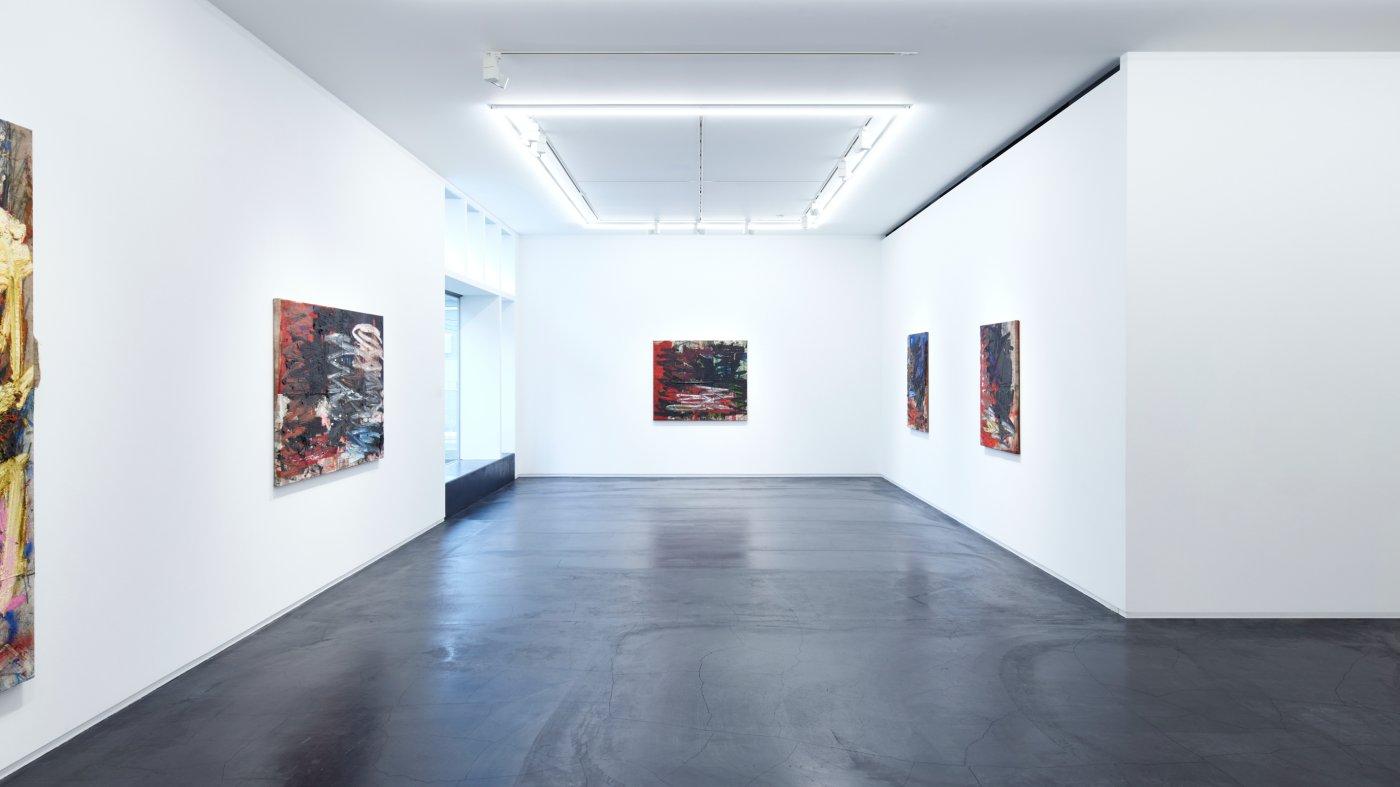 Taka Ishii Gallery Oscar Murillo 3