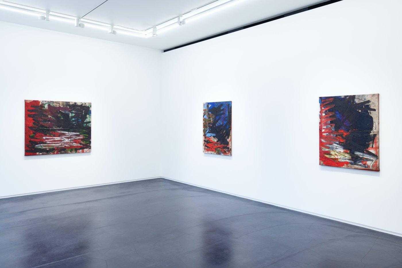 Taka Ishii Gallery Oscar Murillo 4