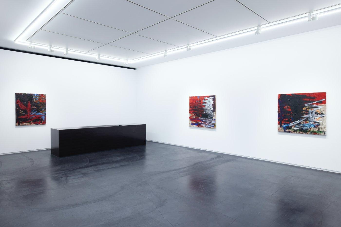 Taka Ishii Gallery Oscar Murillo 5
