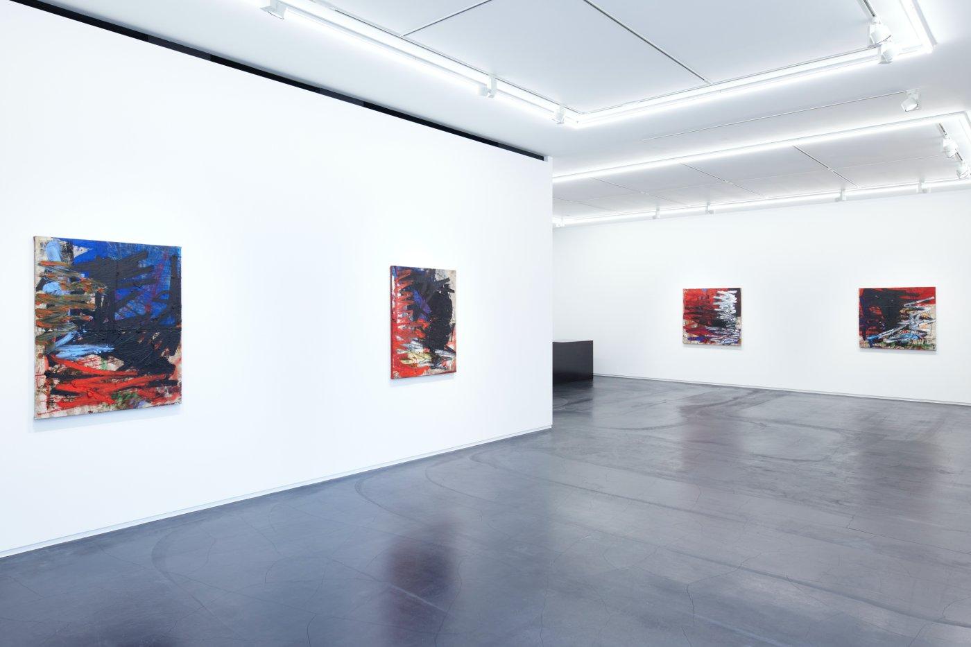 Taka Ishii Gallery Oscar Murillo 6