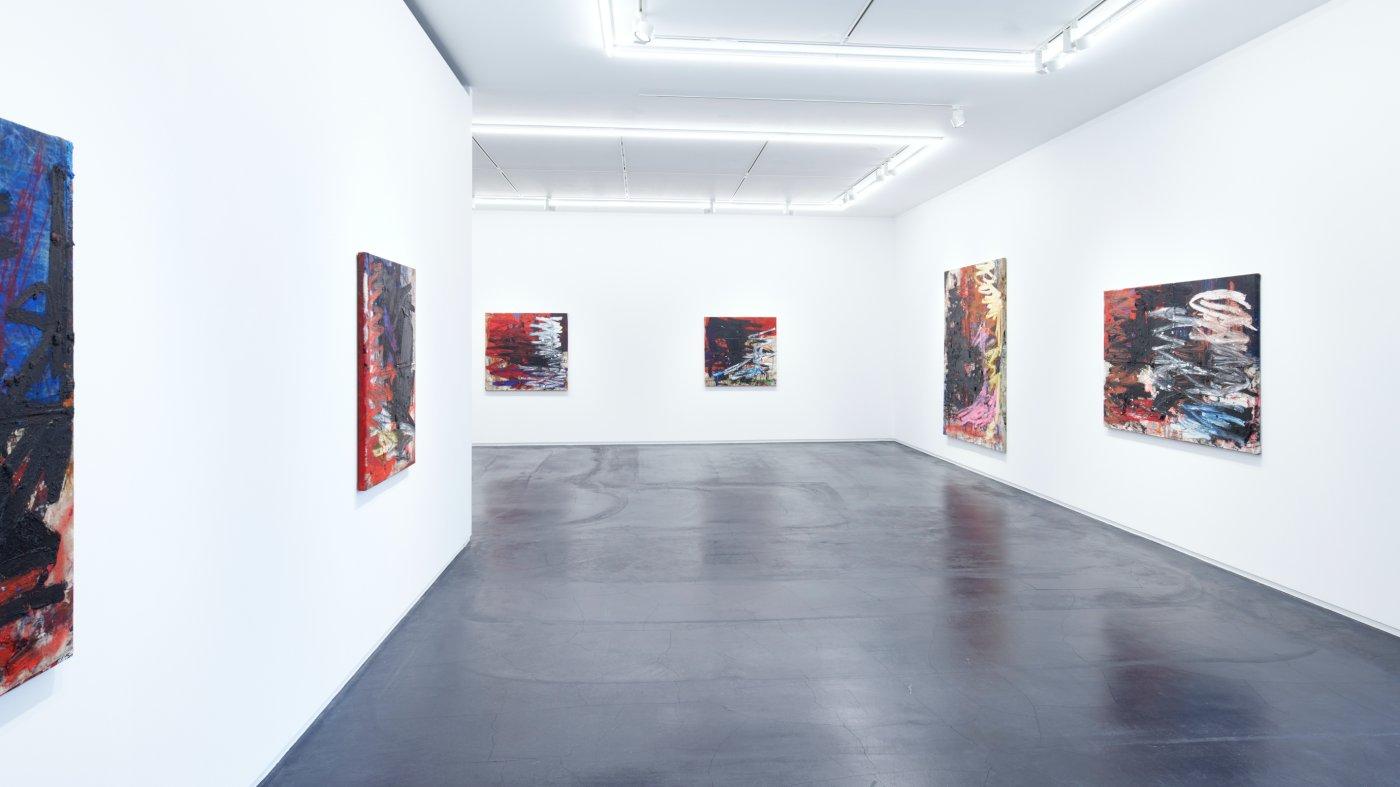 Taka Ishii Gallery Oscar Murillo 7