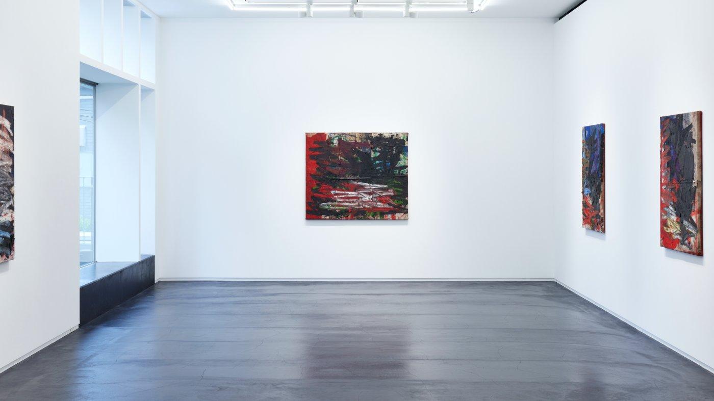 Taka Ishii Gallery Oscar Murillo 8