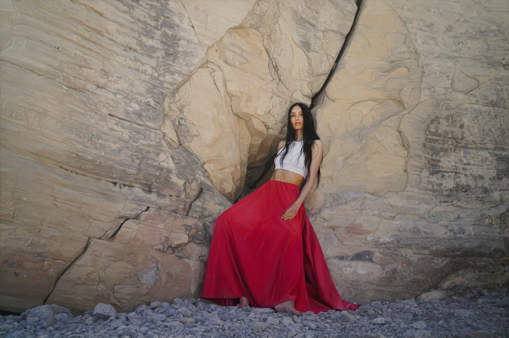 Untitled; Red Rocks