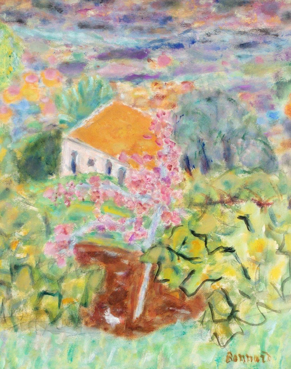 Maison du peintre au Cannet
