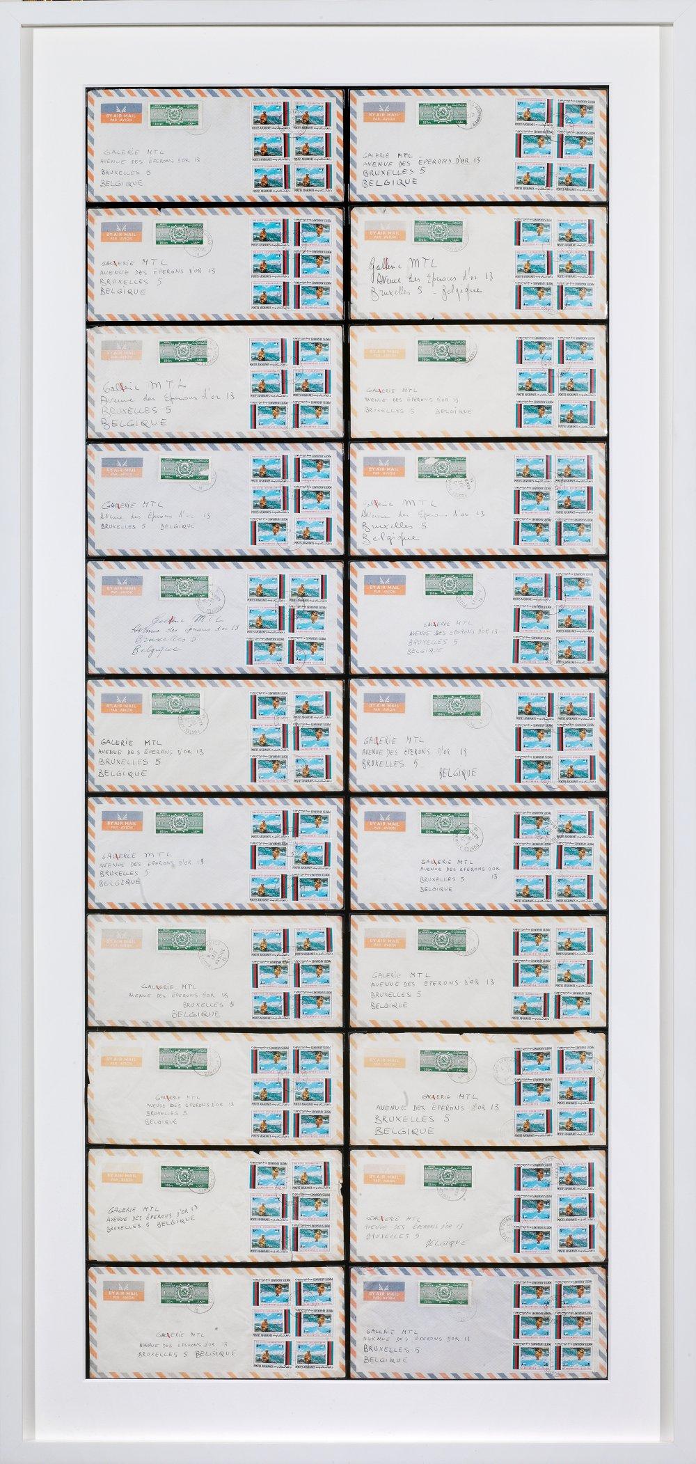 Lavoro postale (permutazione)